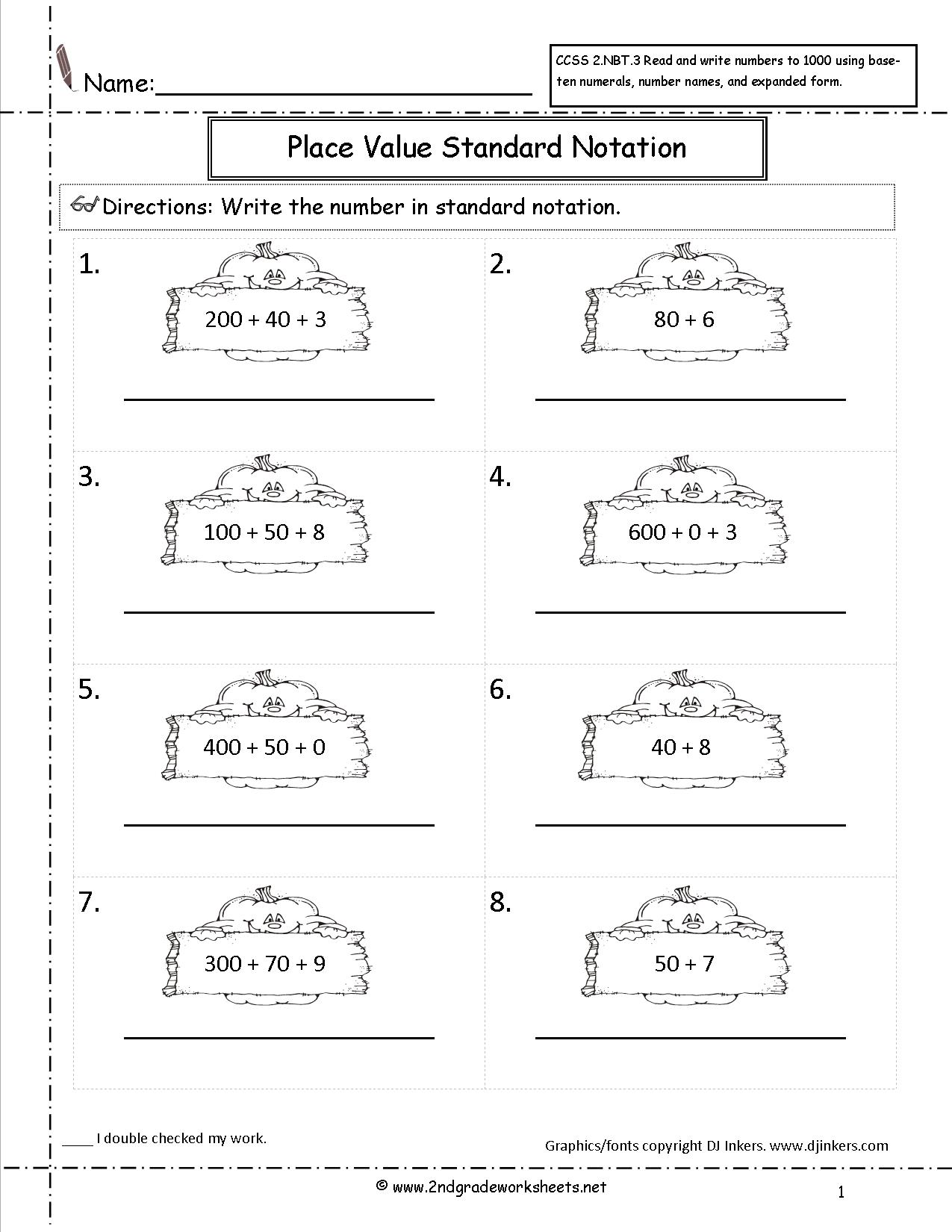 13 Best Images Of Pumpkin Math Worksheets Kindergarten