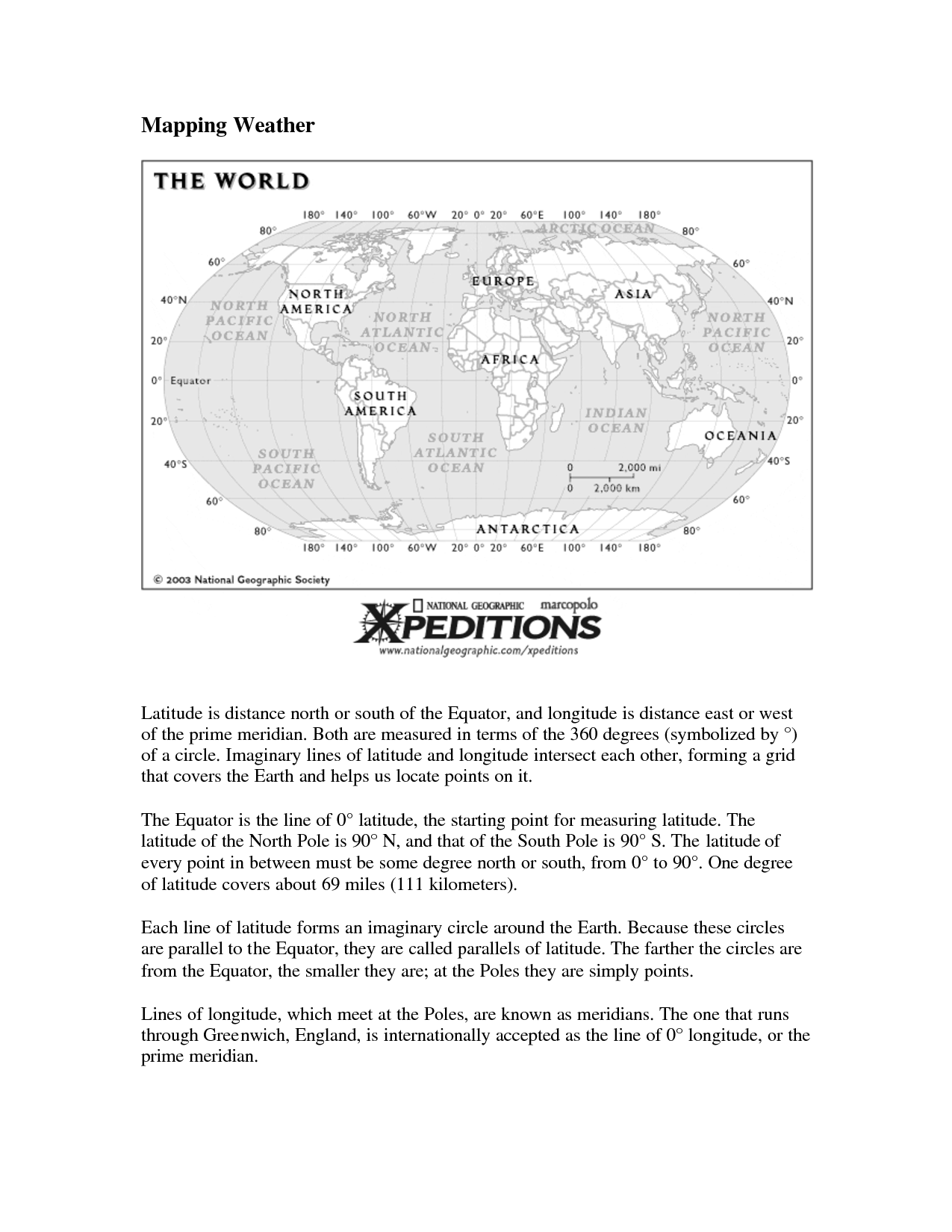12 Best Images Of Us Map Worksheets 5th Grade