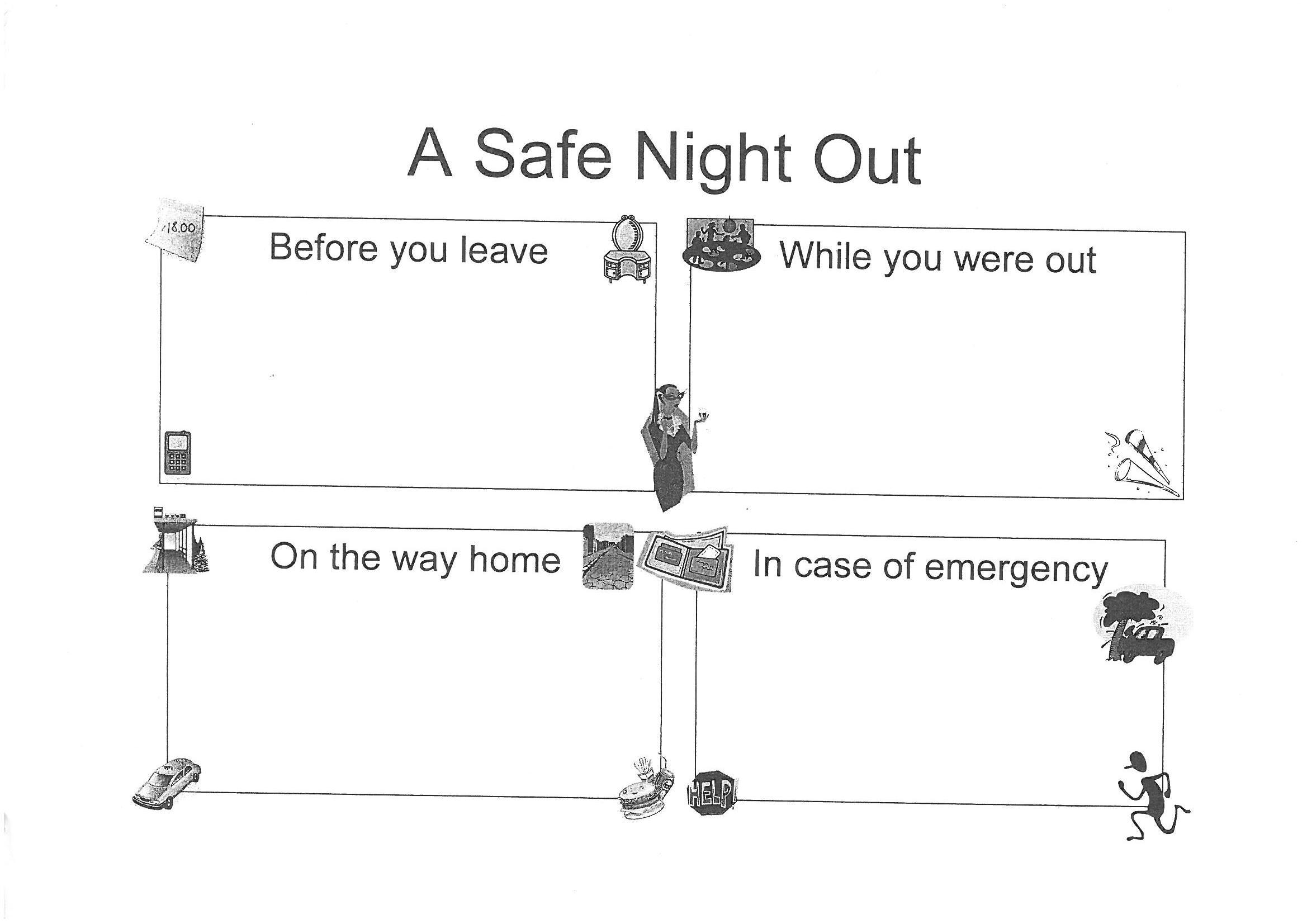 14 Best Images Of Safety Risk Assessment Worksheet