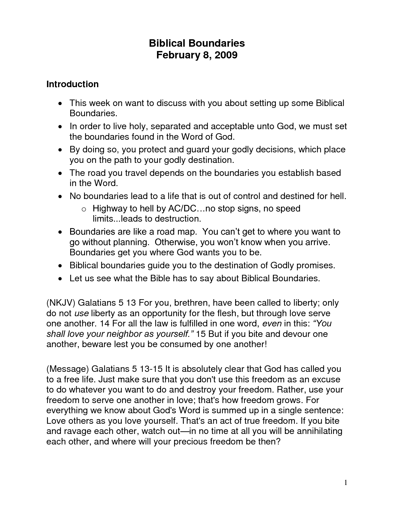 11 Best Images Of Healthy Boundaries Worksheet
