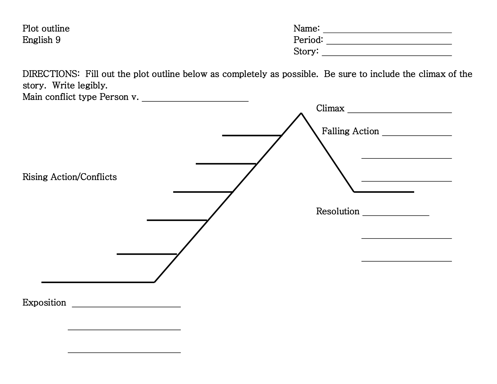 14 Best Images Of Writing A Chapter Summary Worksheet