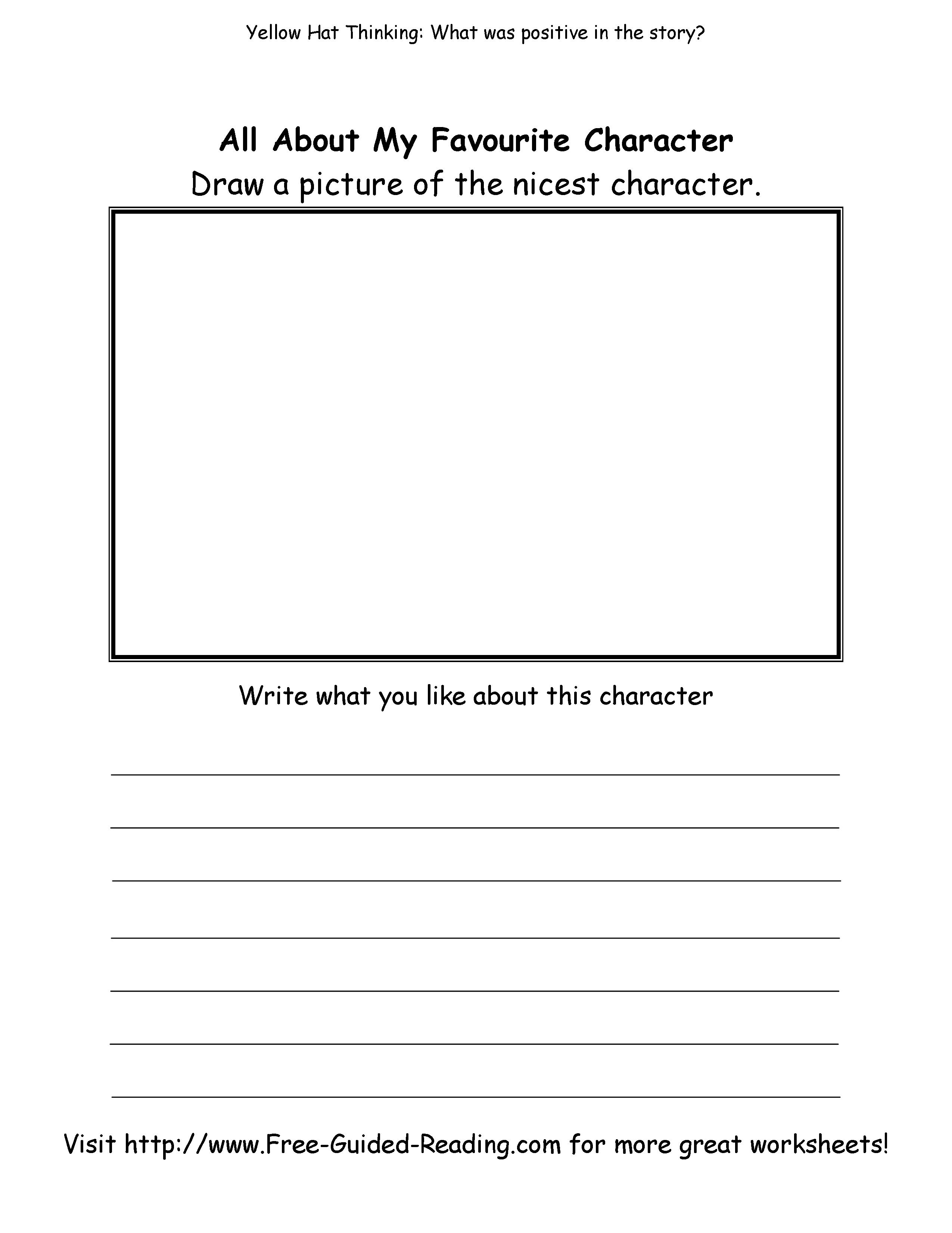 5 Best Images Of Black And White Thinking Worksheet