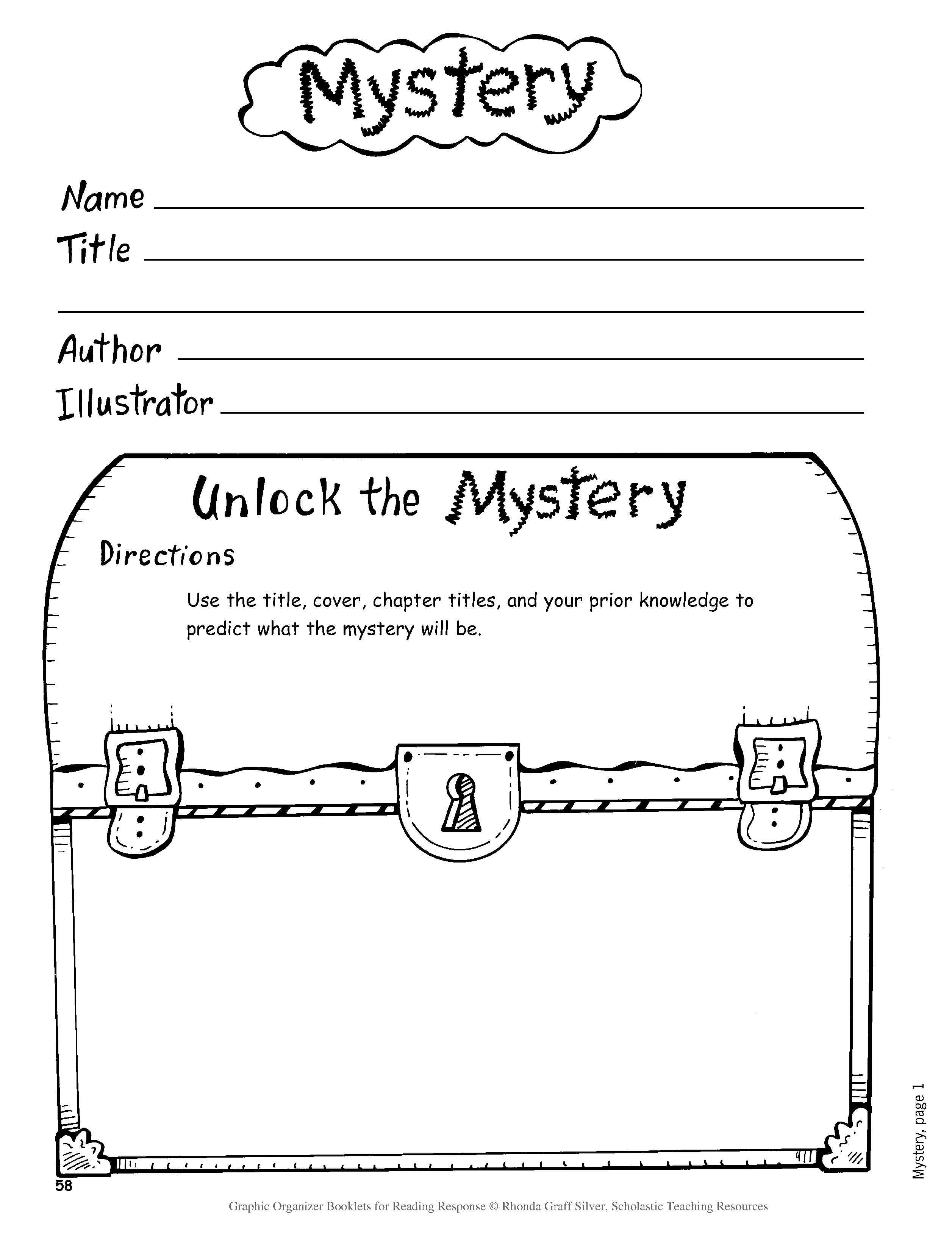 17 Best Images Of 2nd Grade Story Elements Worksheets