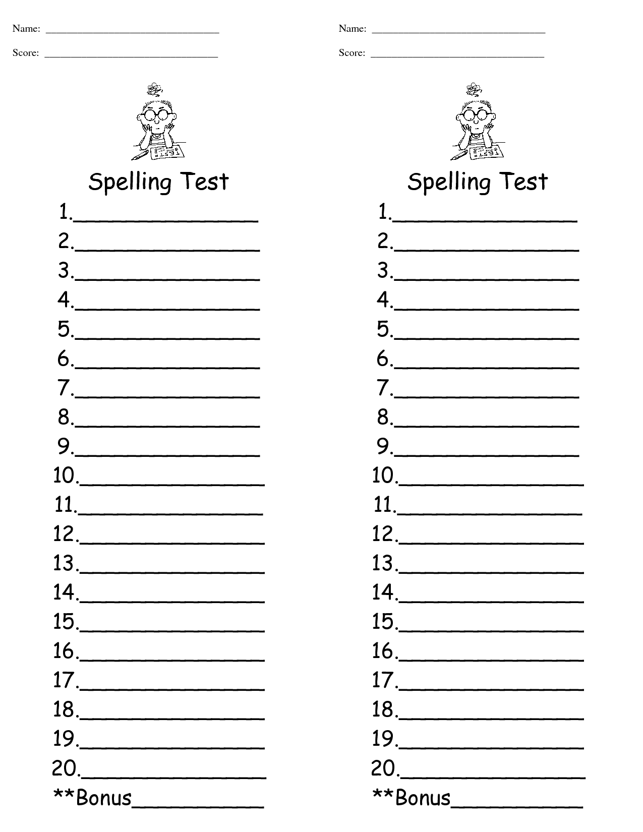 18 Best Images Of 3rd Grade Spelling Words Worksheets