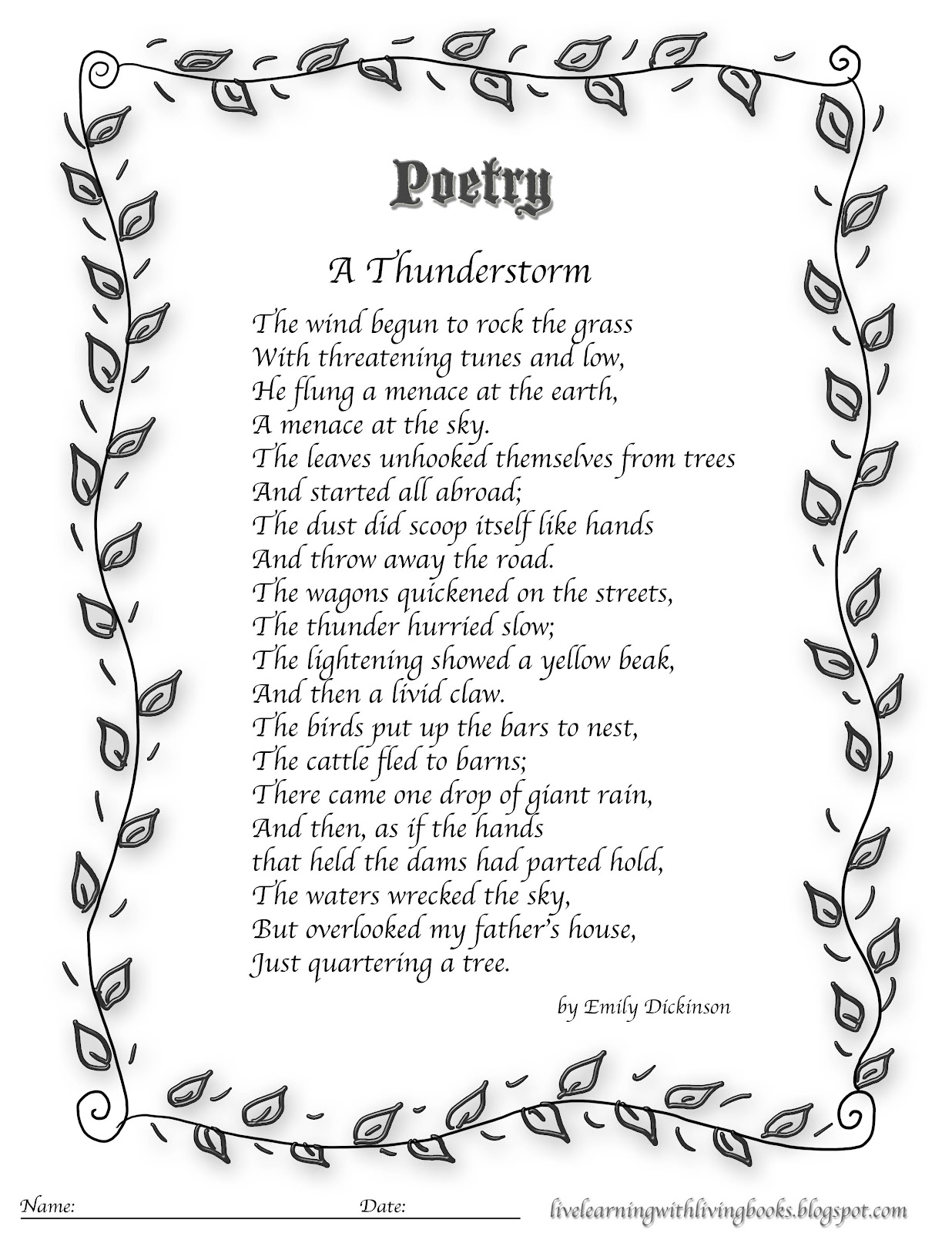 5 Best Images Of Autumn Acrostic Poems Worksheets