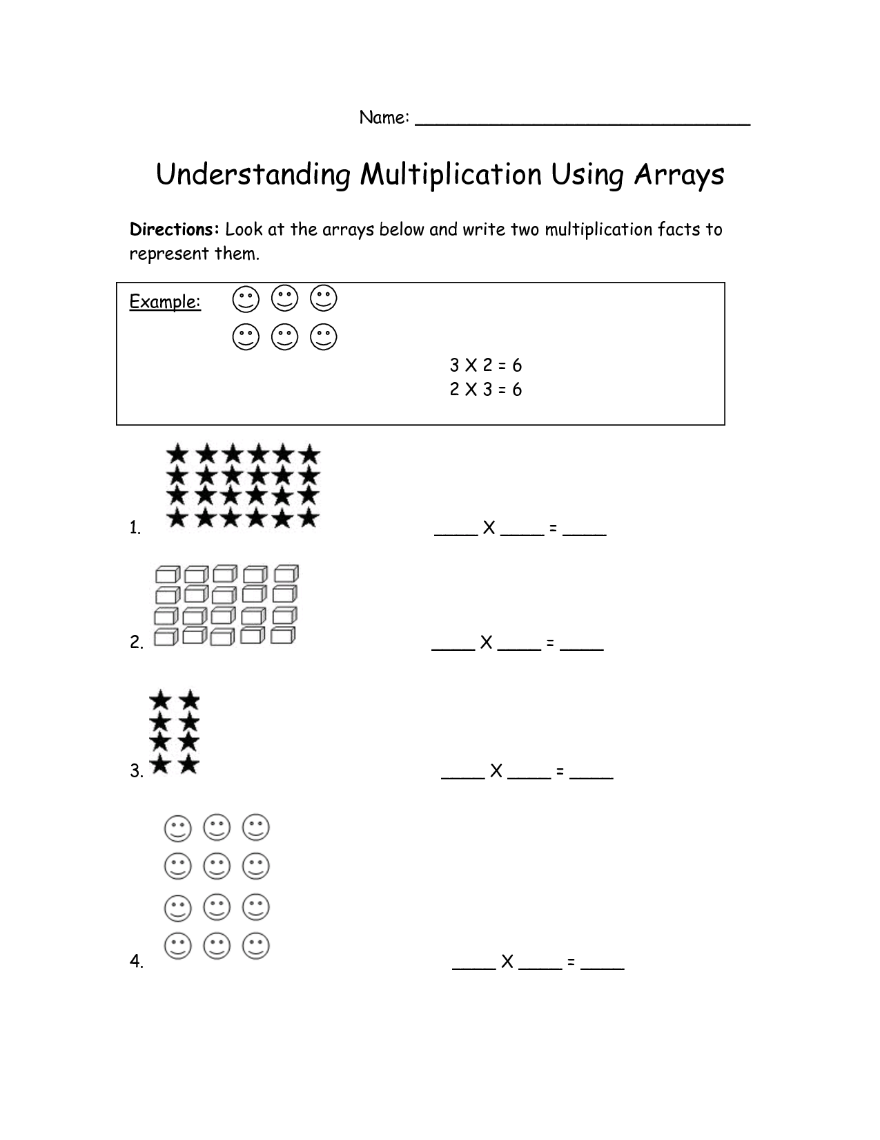 Grade 3 Math Worksheets Ontario