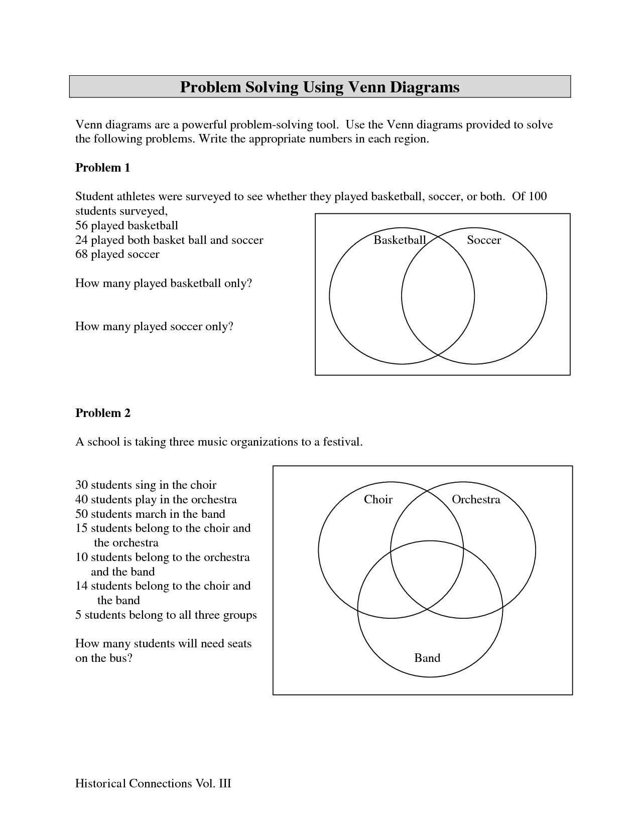 Lesson 11 3 Problem Solving Sample Spaces