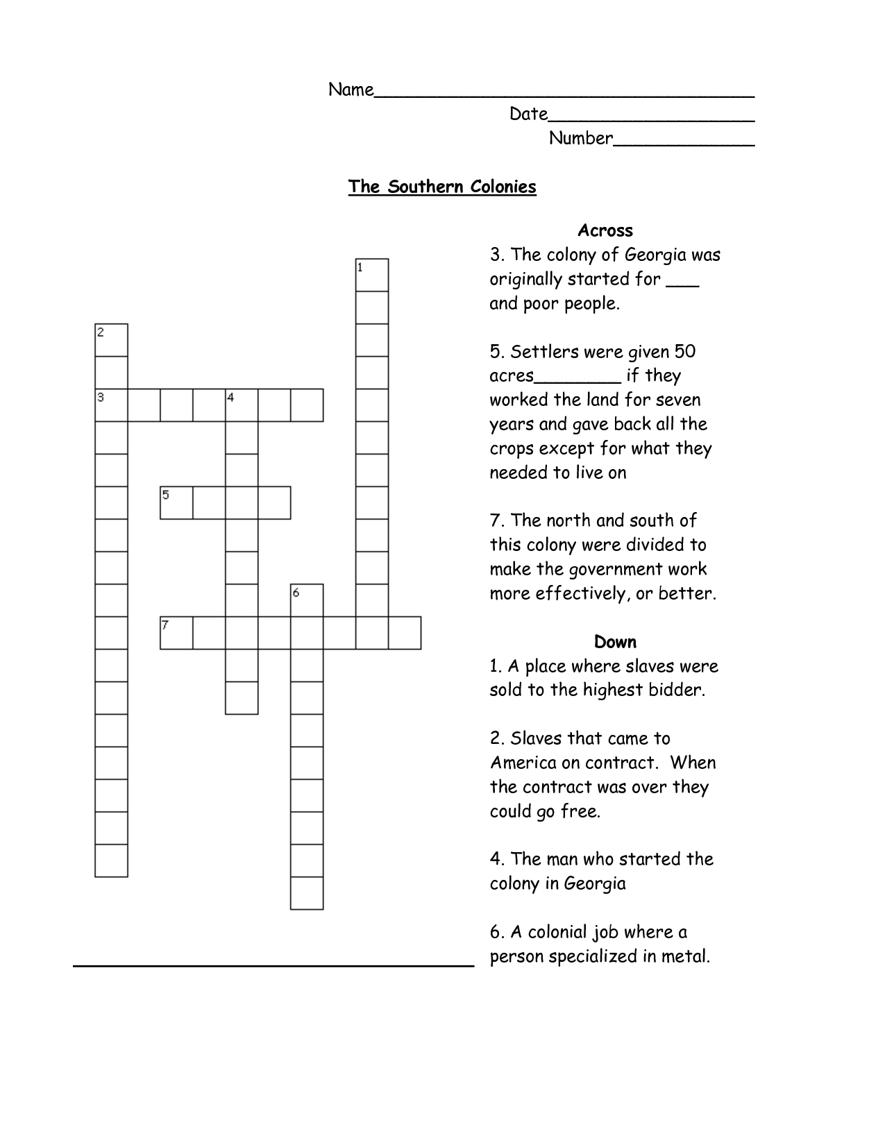 Puzzle Worksheet For Fifth Graders