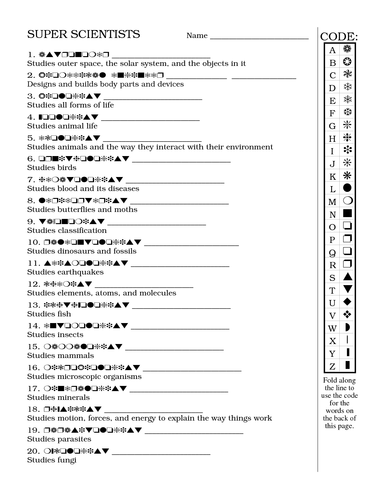 8 Best Images Of Teacher Worksheets And Answer Keys Math