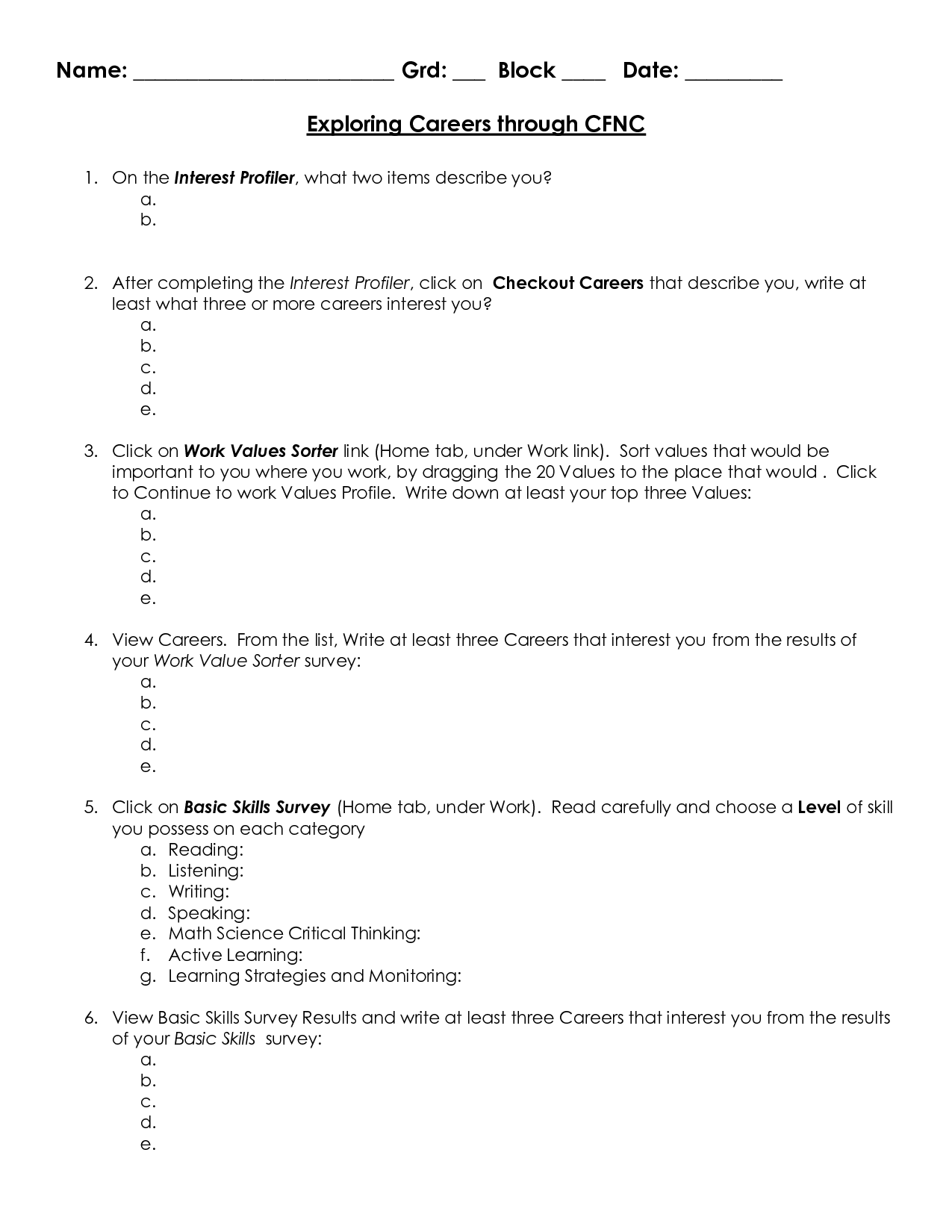 Printable Worksheets For 7th Graders That Are Crush