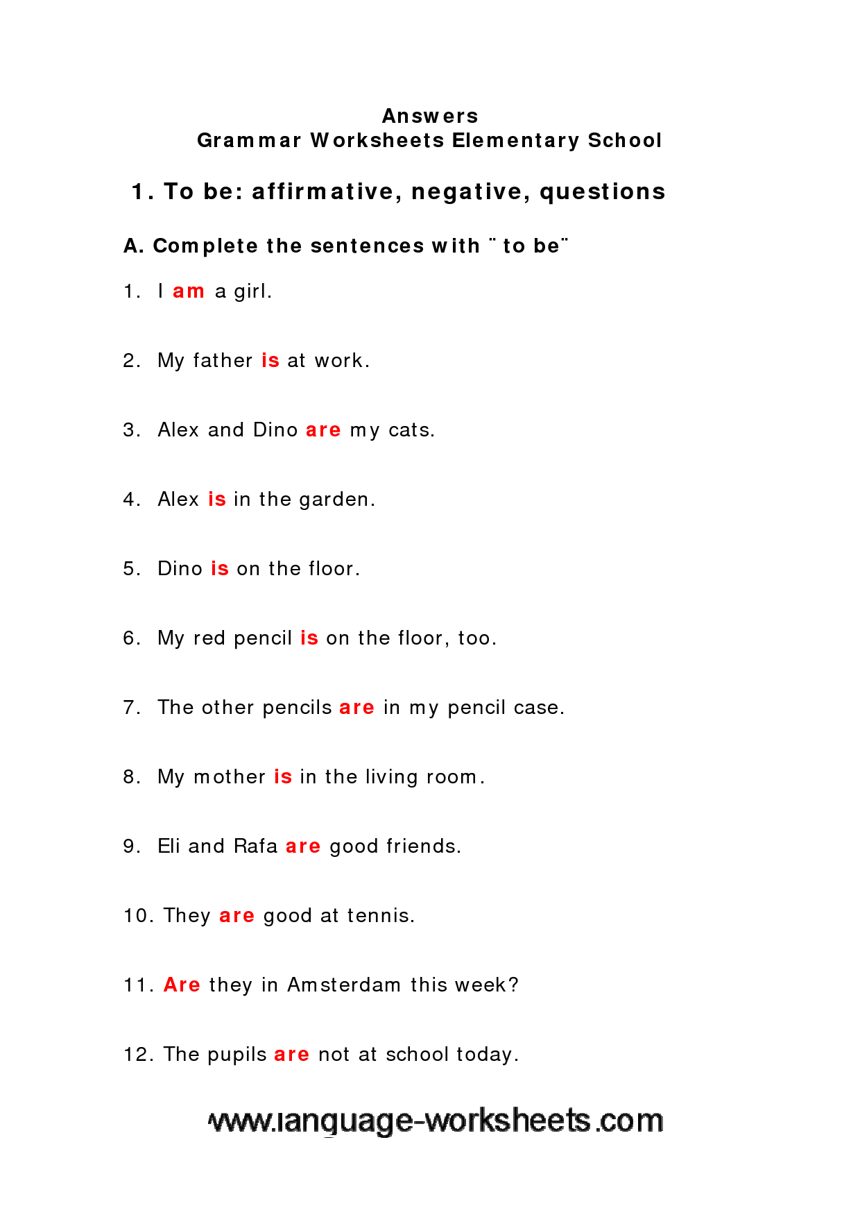 18 Best Images Of Career Worksheet Elementary Robot