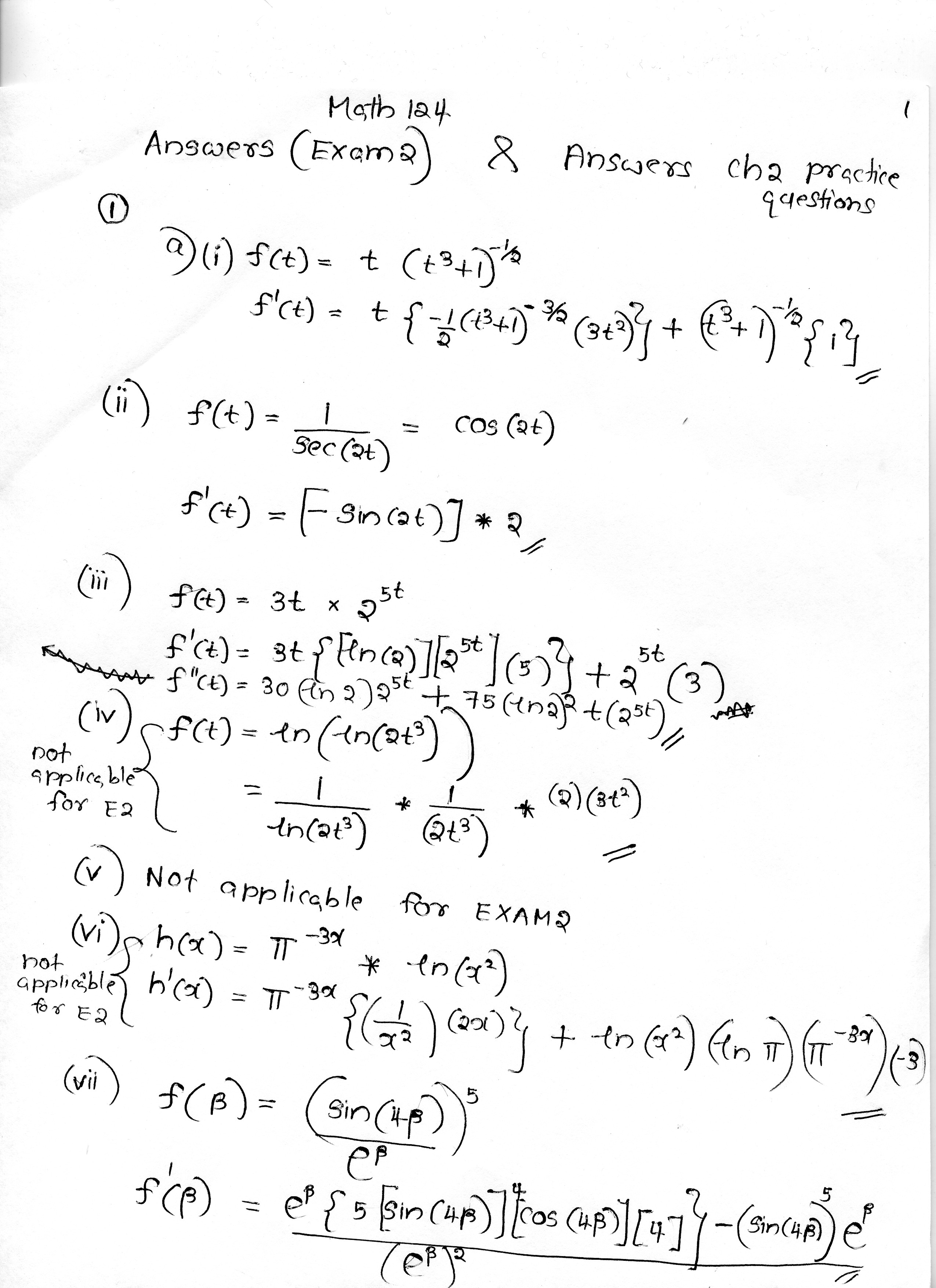 Math Problems Algebra With Answers