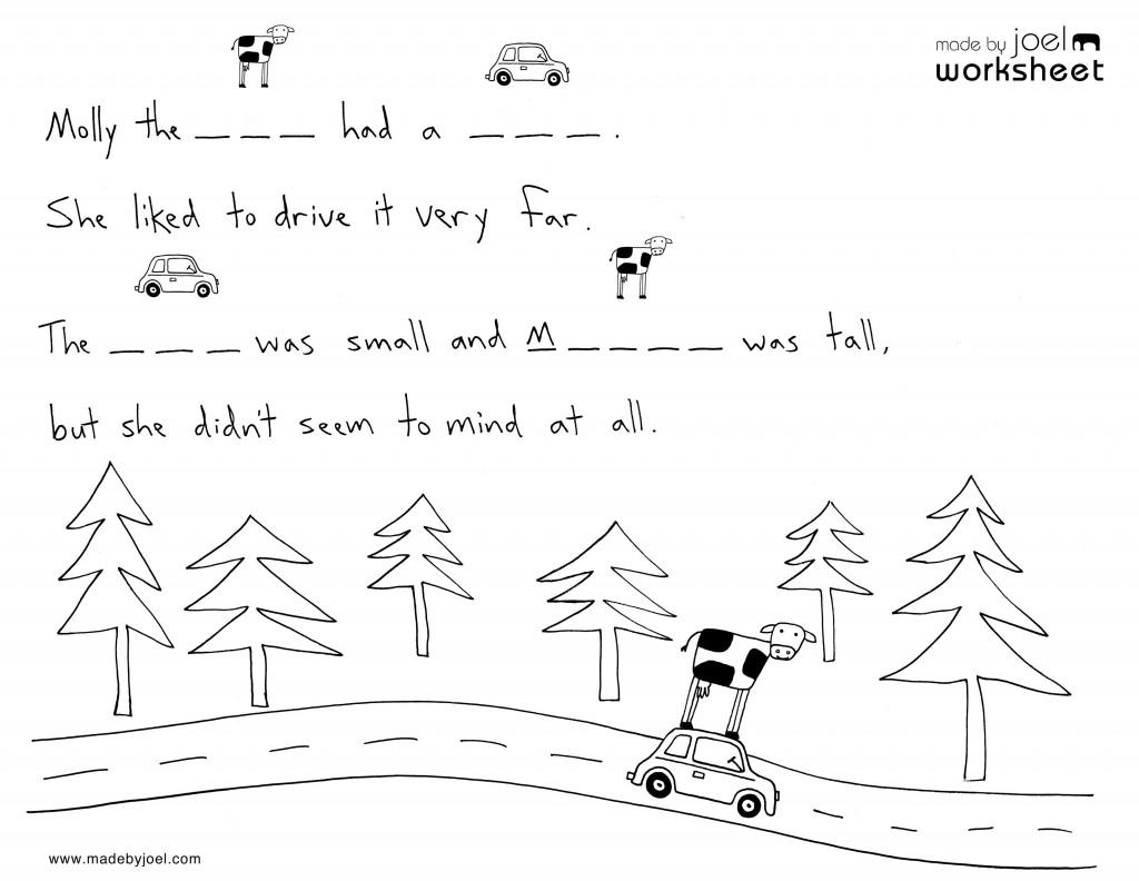 17 Best Images Of Fun Spelling Worksheets