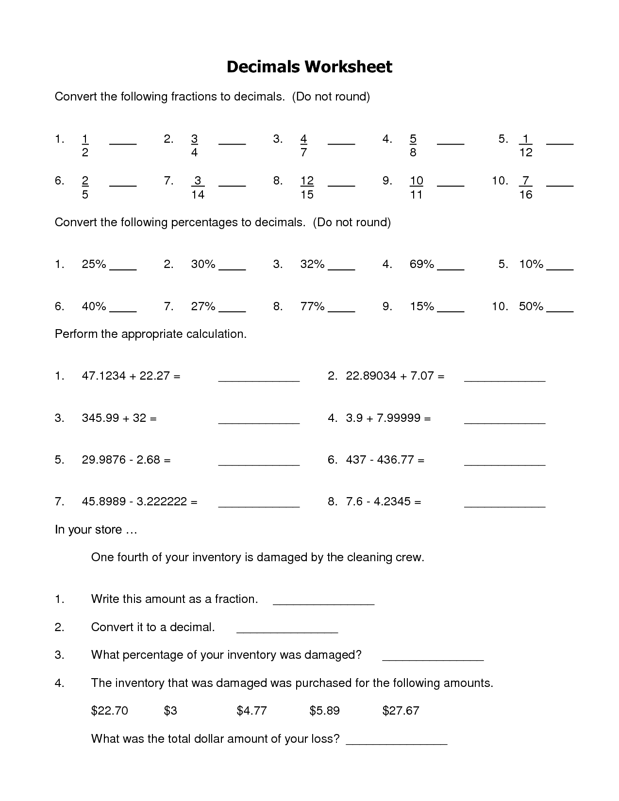 13 Best Images Of Multiplying Mixed Fraction Worksheets