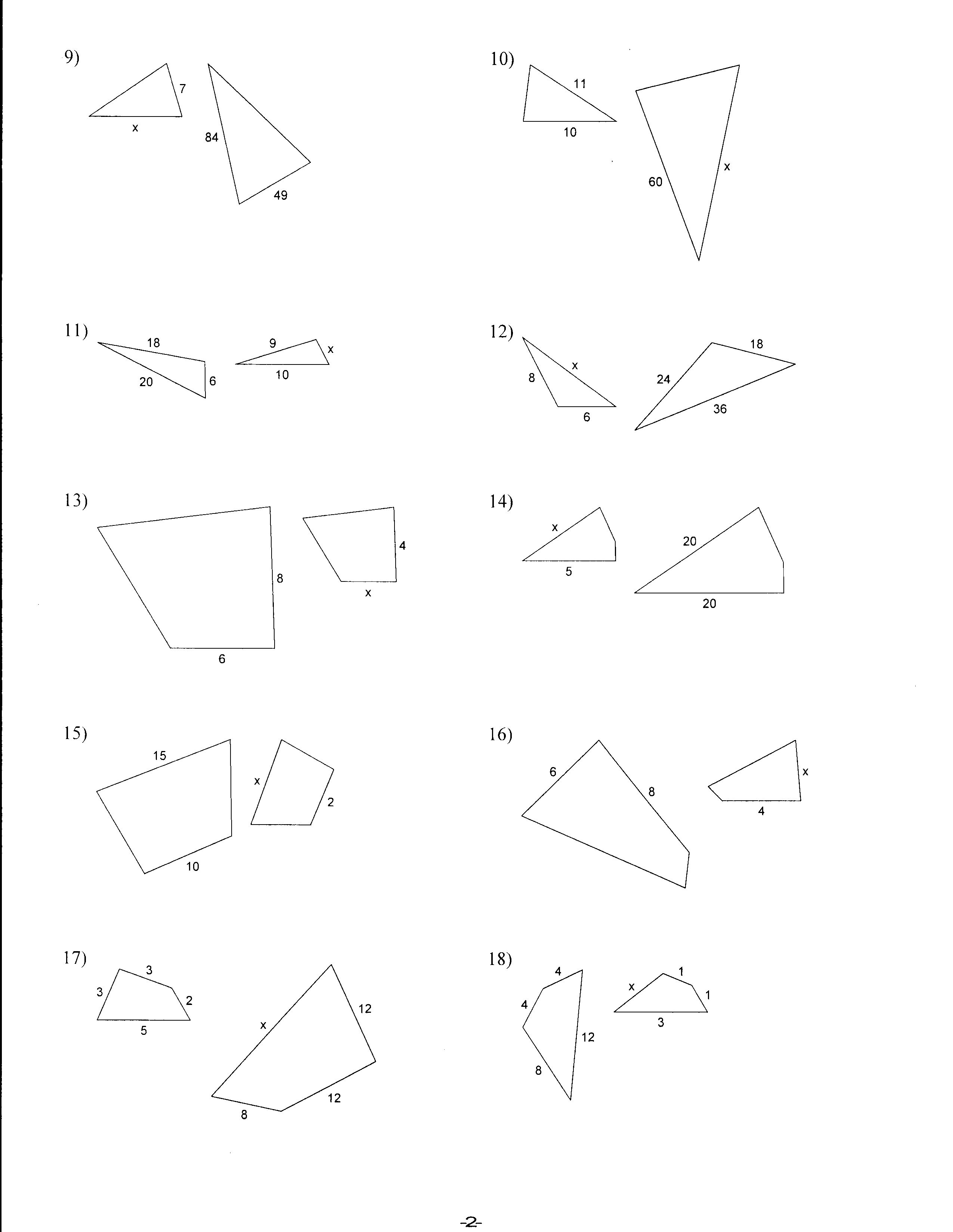 13 Best Images Of Simple Equations Worksheets