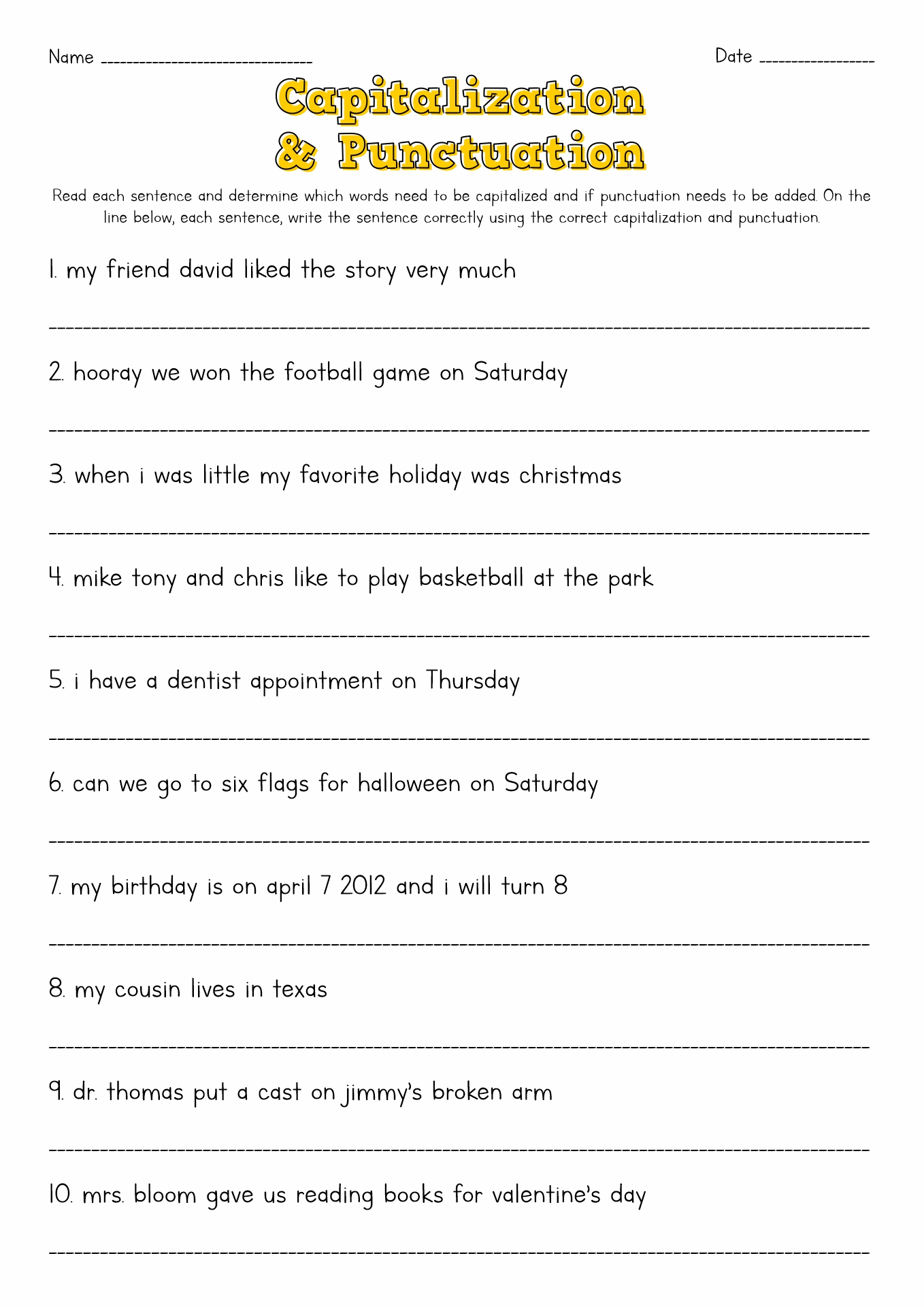 Heredity Worksheet For Middle School
