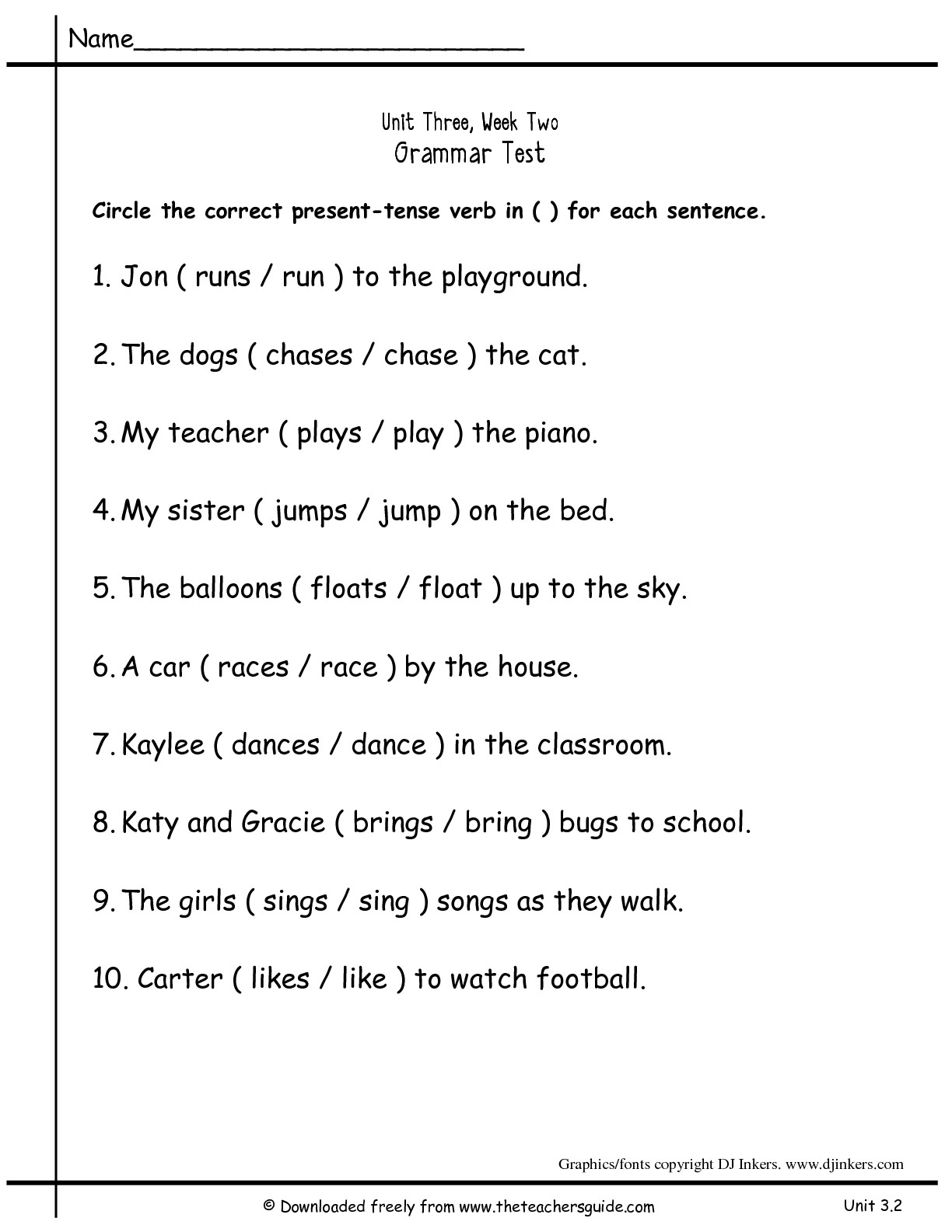 Search Results For Past Present Future Tenses Worksheets