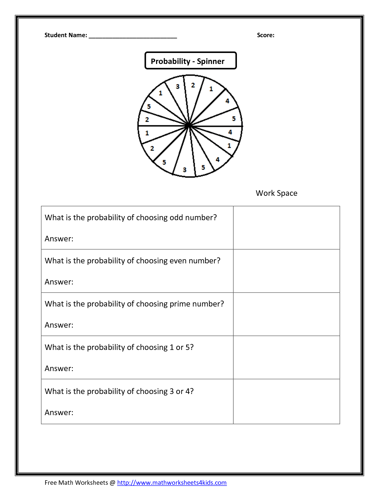 15 Best Images Of Fun 8th Grade Math Worksheets