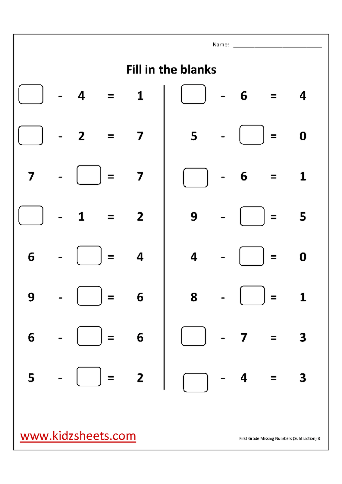 10 Best Images Of Ordinal Number Worksheets First Grade