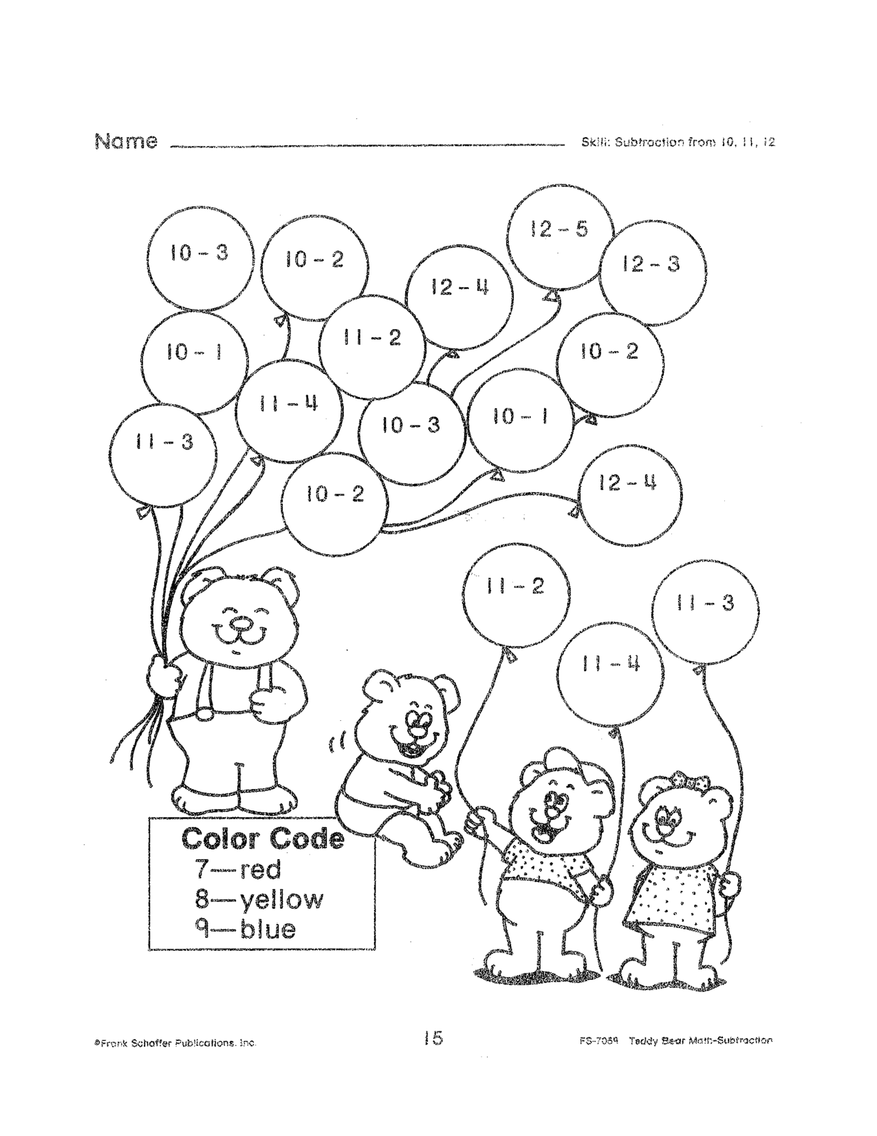 11 Best Images Of Fun Math Puzzle Worksheets For 2nd Grade