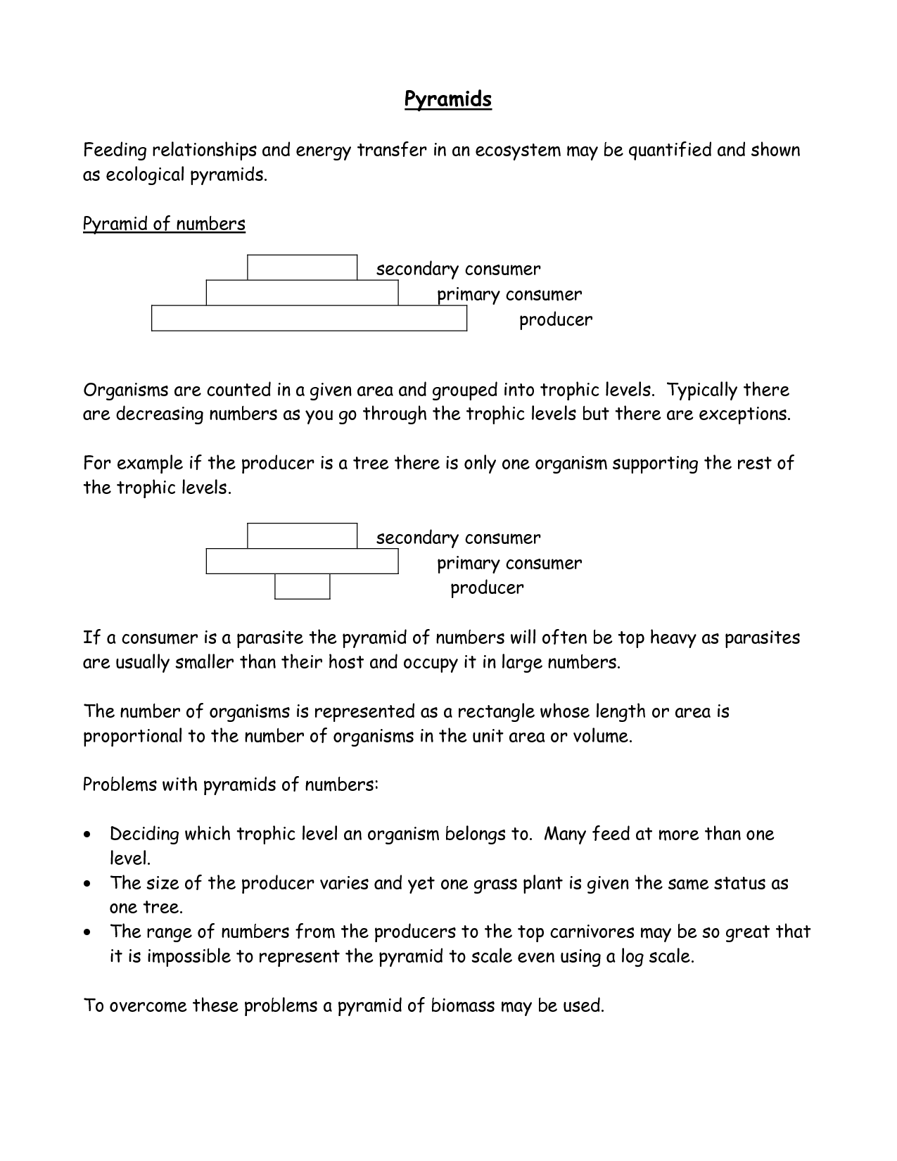 9 Best Images Of Biomass Energy Pyramid Labeled Worksheet