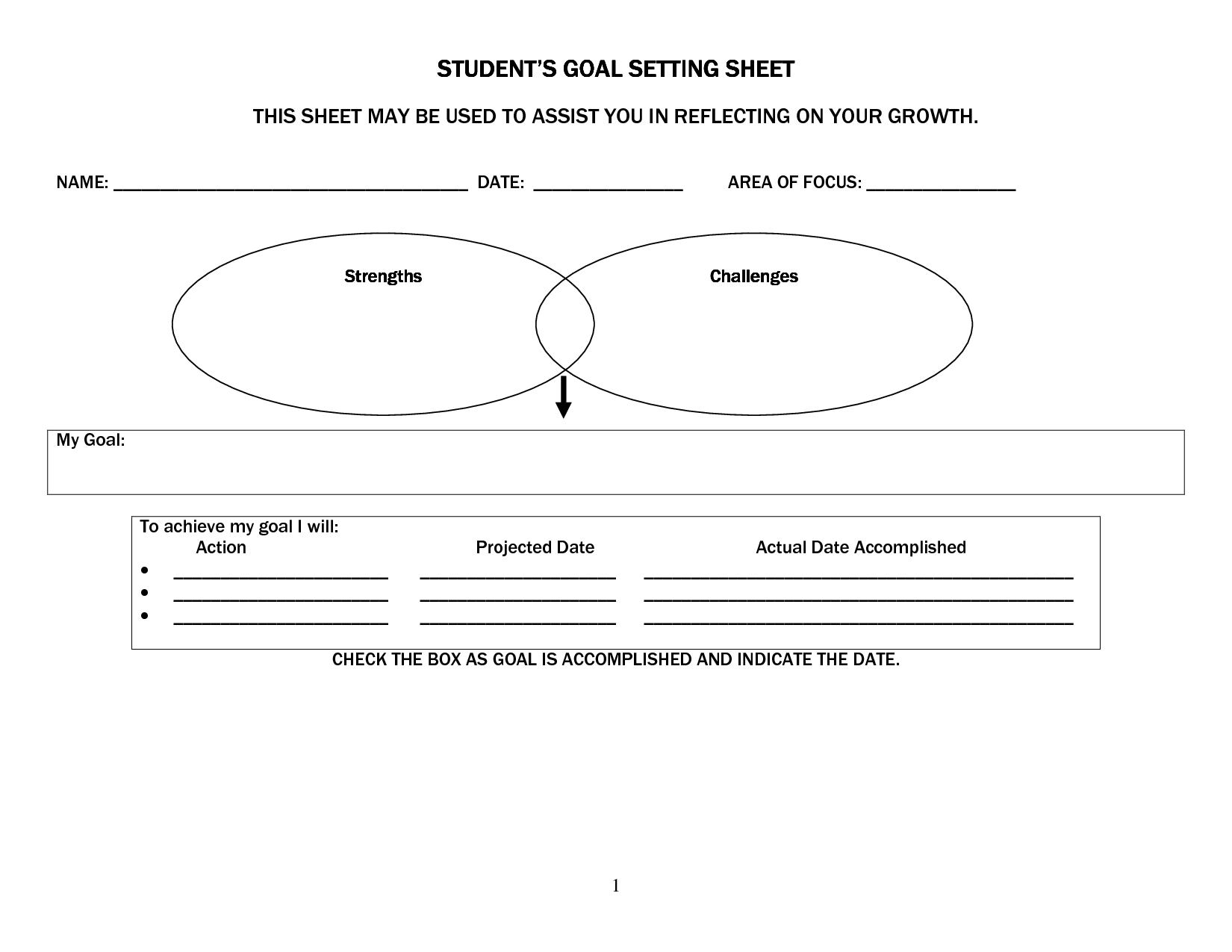 Free Worksheet Goal Worksheet For Students student goal setting templates best photos of math goals worksheet classroom freebies free goal