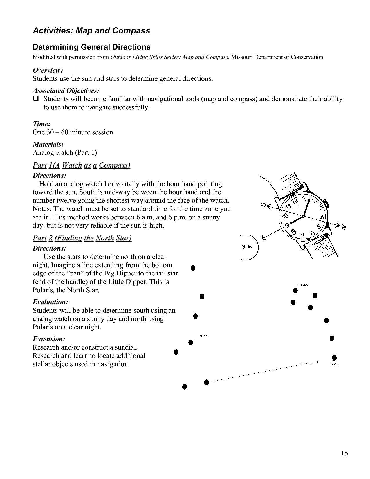 Street Map Skills Worksheet 2nd Grade