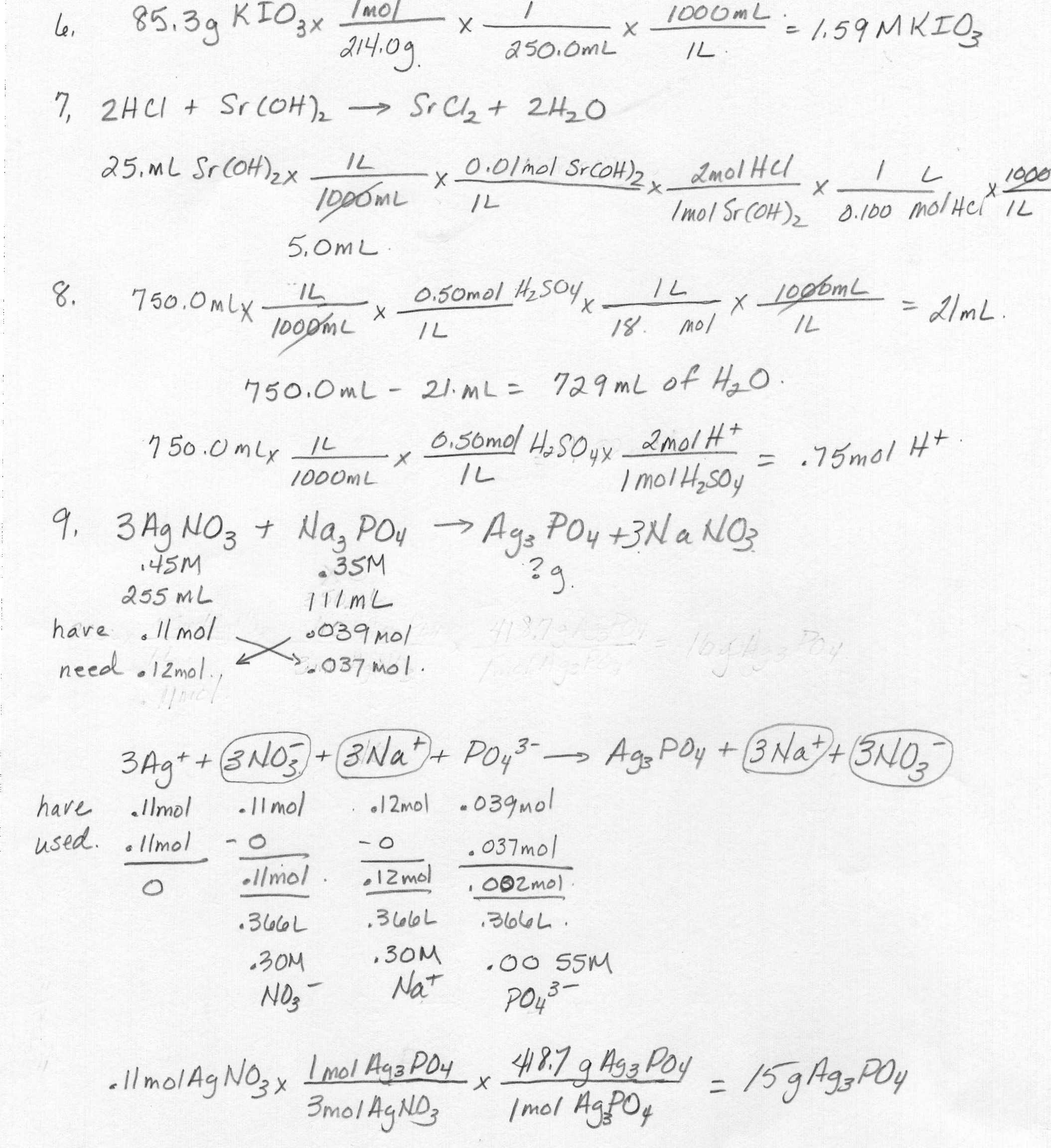35 Chemistry A Study Of Matter Worksheet Answers