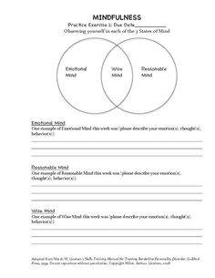 17 Best Images Of Relationship Therapy Worksheets