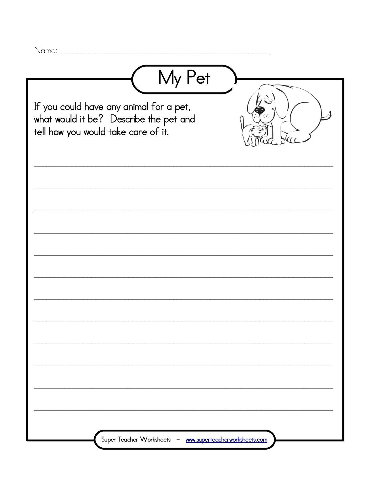 Worksheet For Casual Teachers