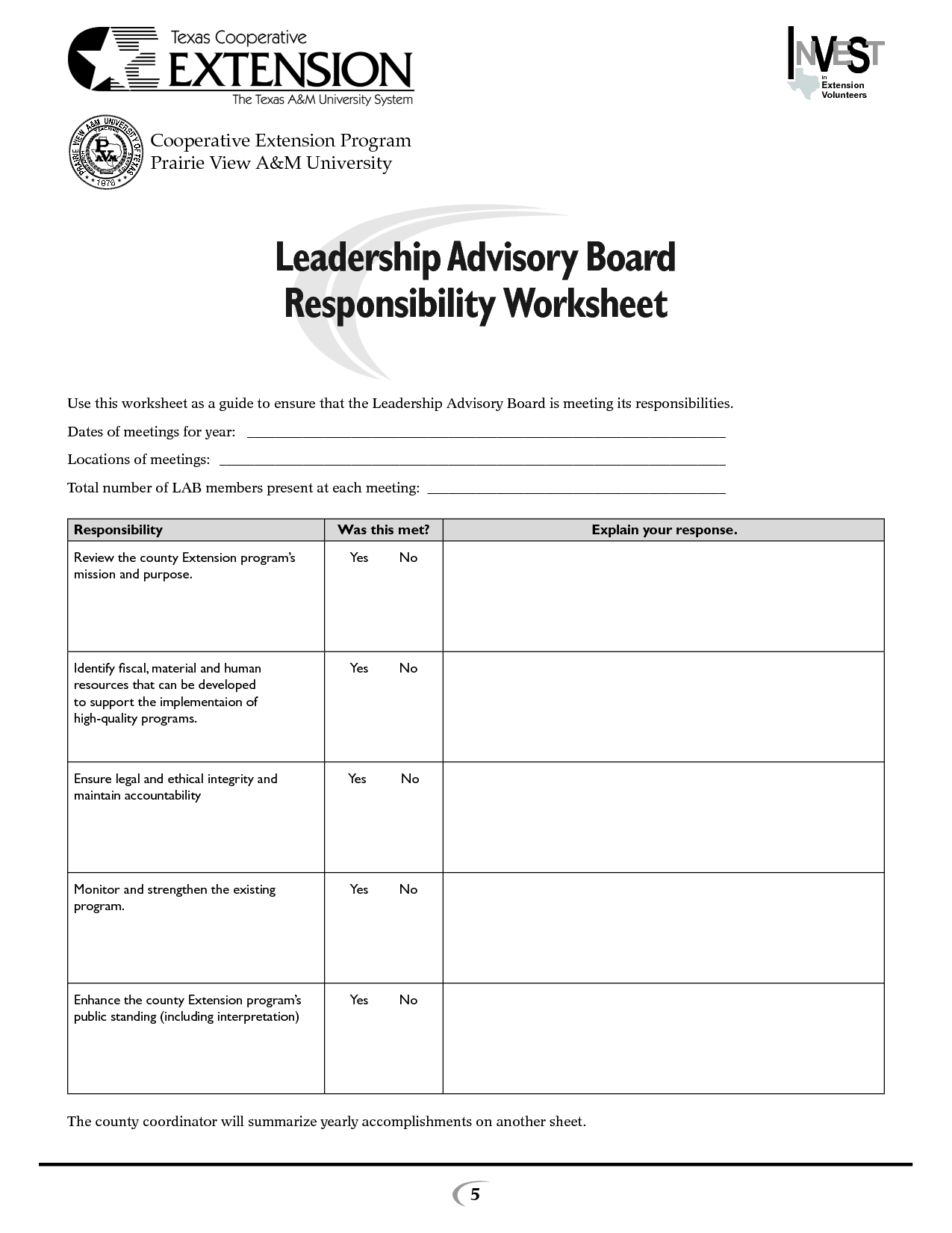11 Best Images Of Accepting Responsibility Worksheet