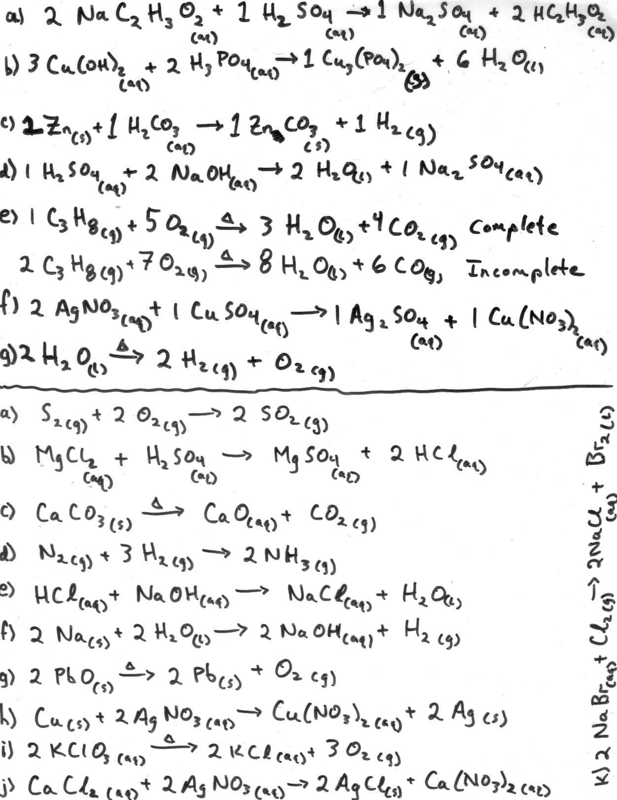 13 Best Images Of Stoichiometry Practice Worksheet 4