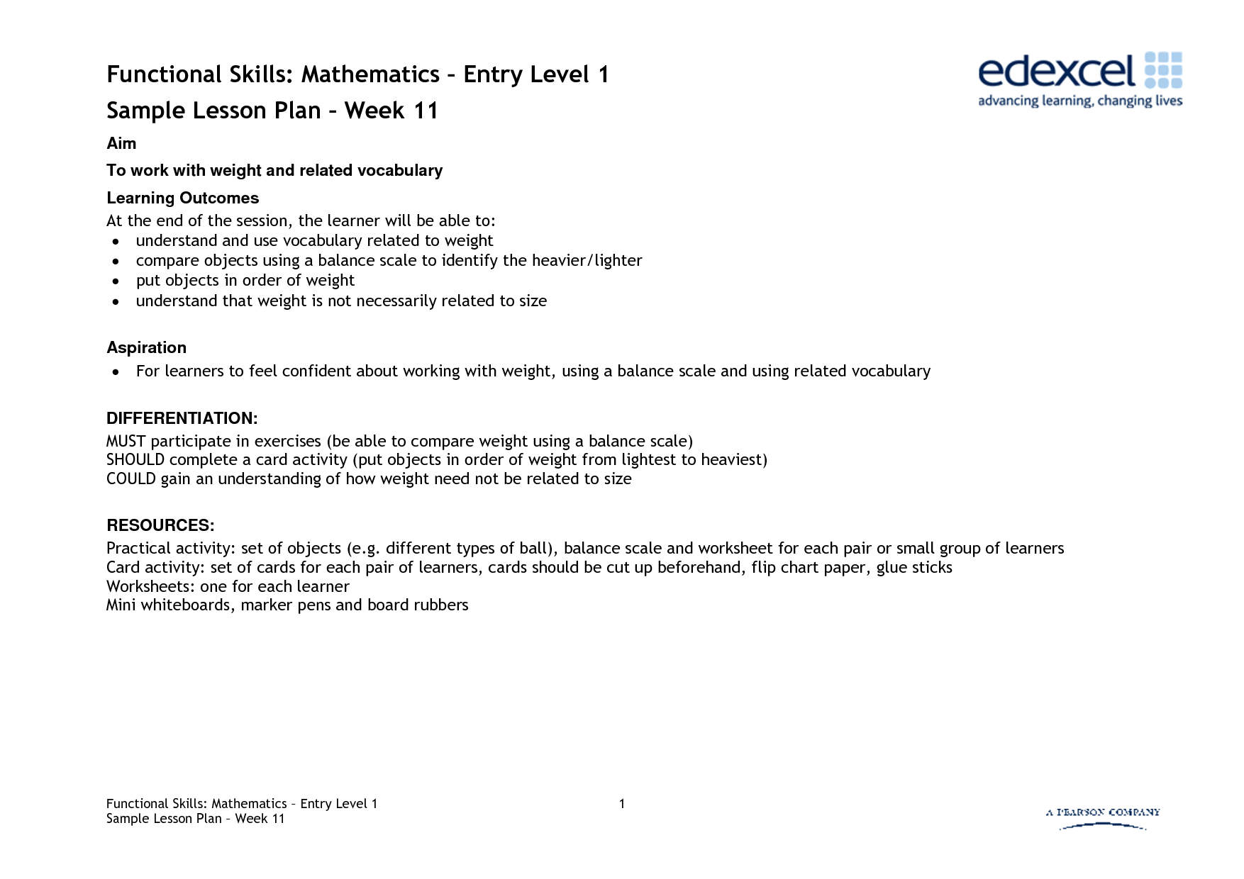 16 Best Images Of Functional Skills Worksheets