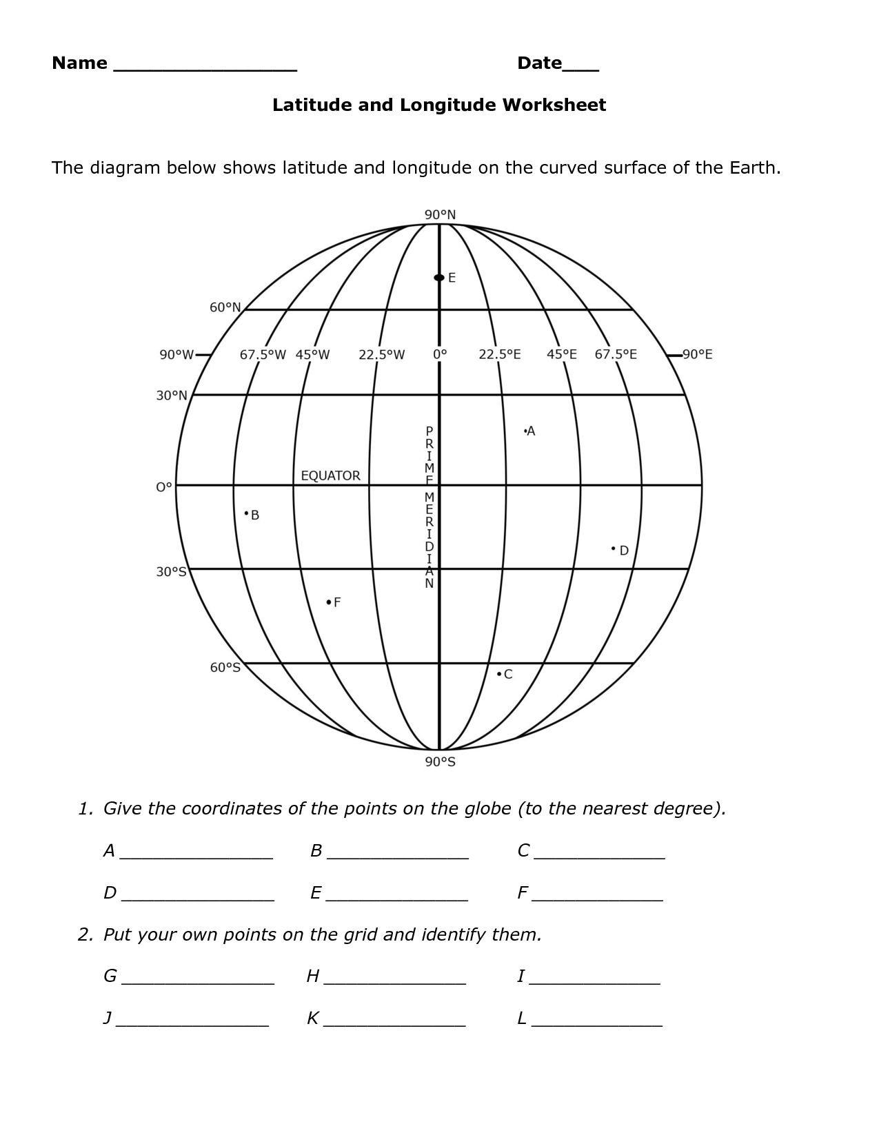 Other Worksheet Category Page 683