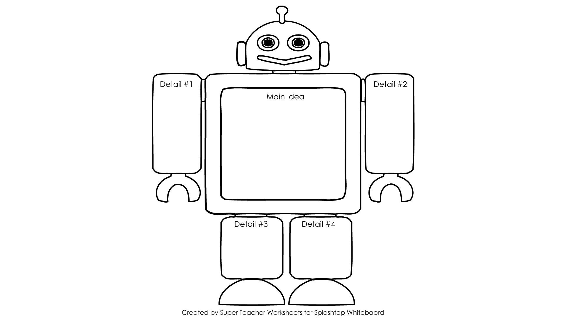 15 Best Images Of Main Idea Worksheets Elementary