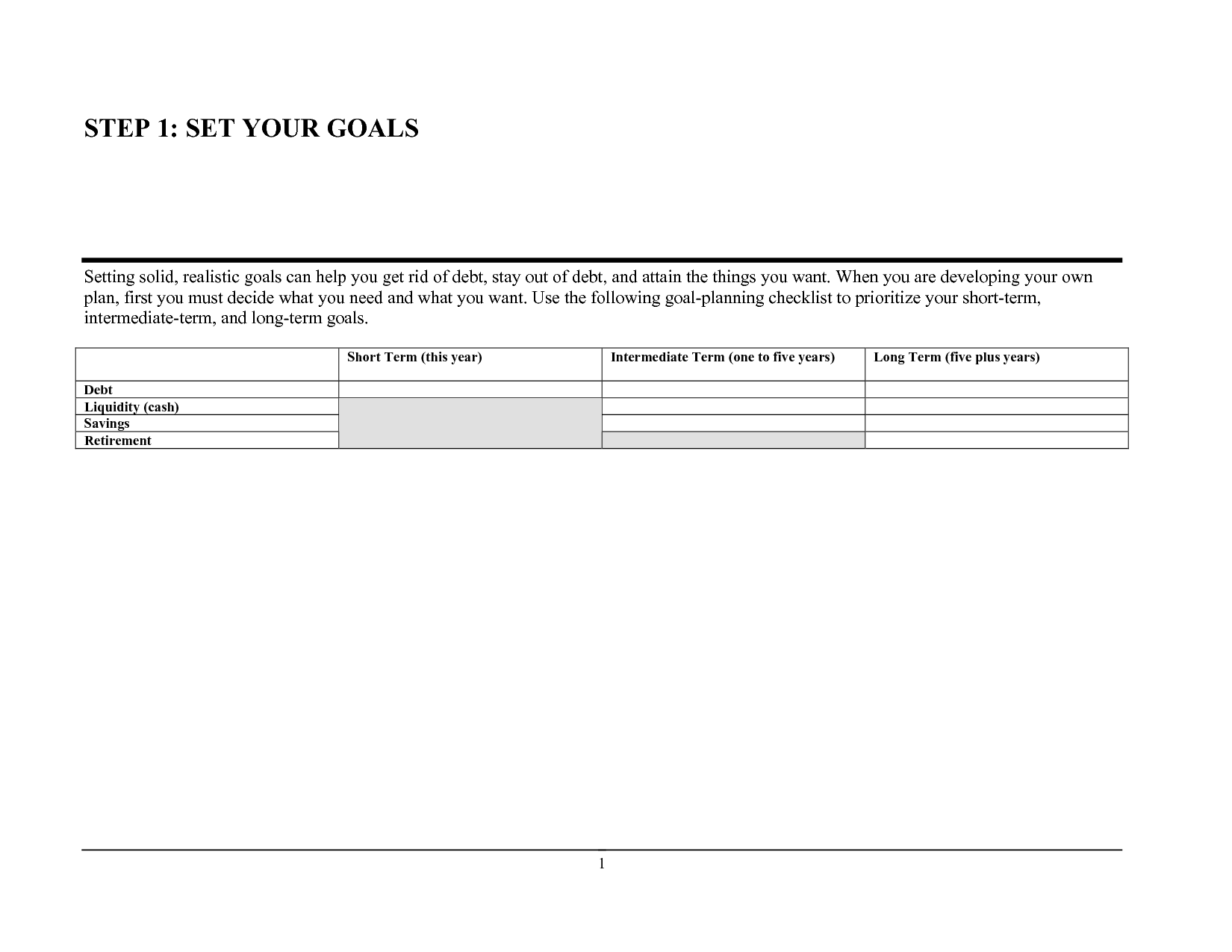 9 Best Images Of Cash Flow Worksheet