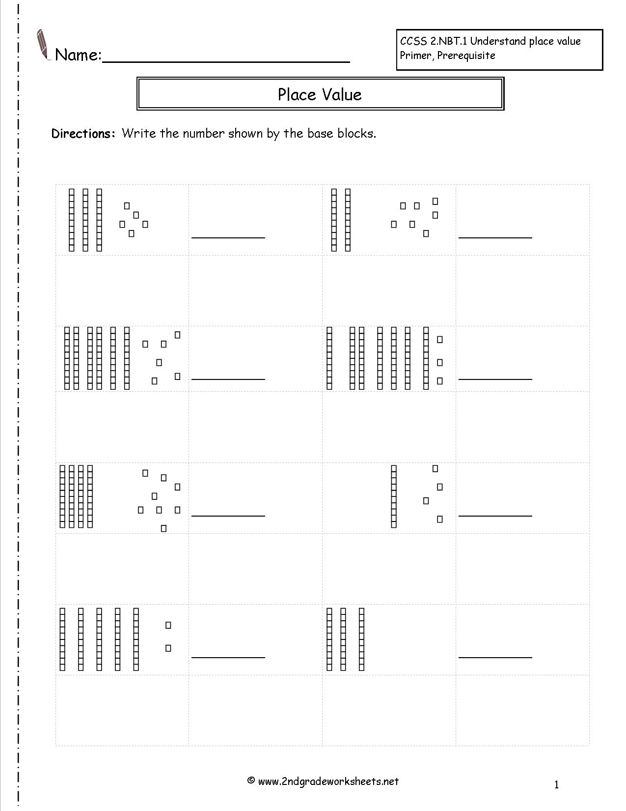 20 Best Images Of Subtracting Using Base Ten Worksheets