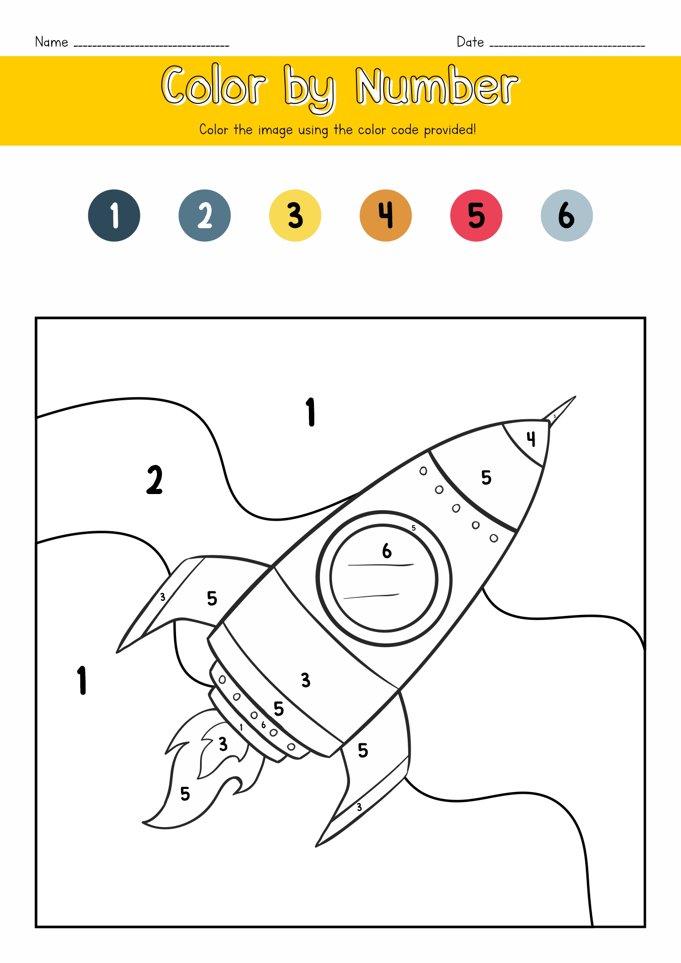 14 Best Images Of Alien Math Worksheets
