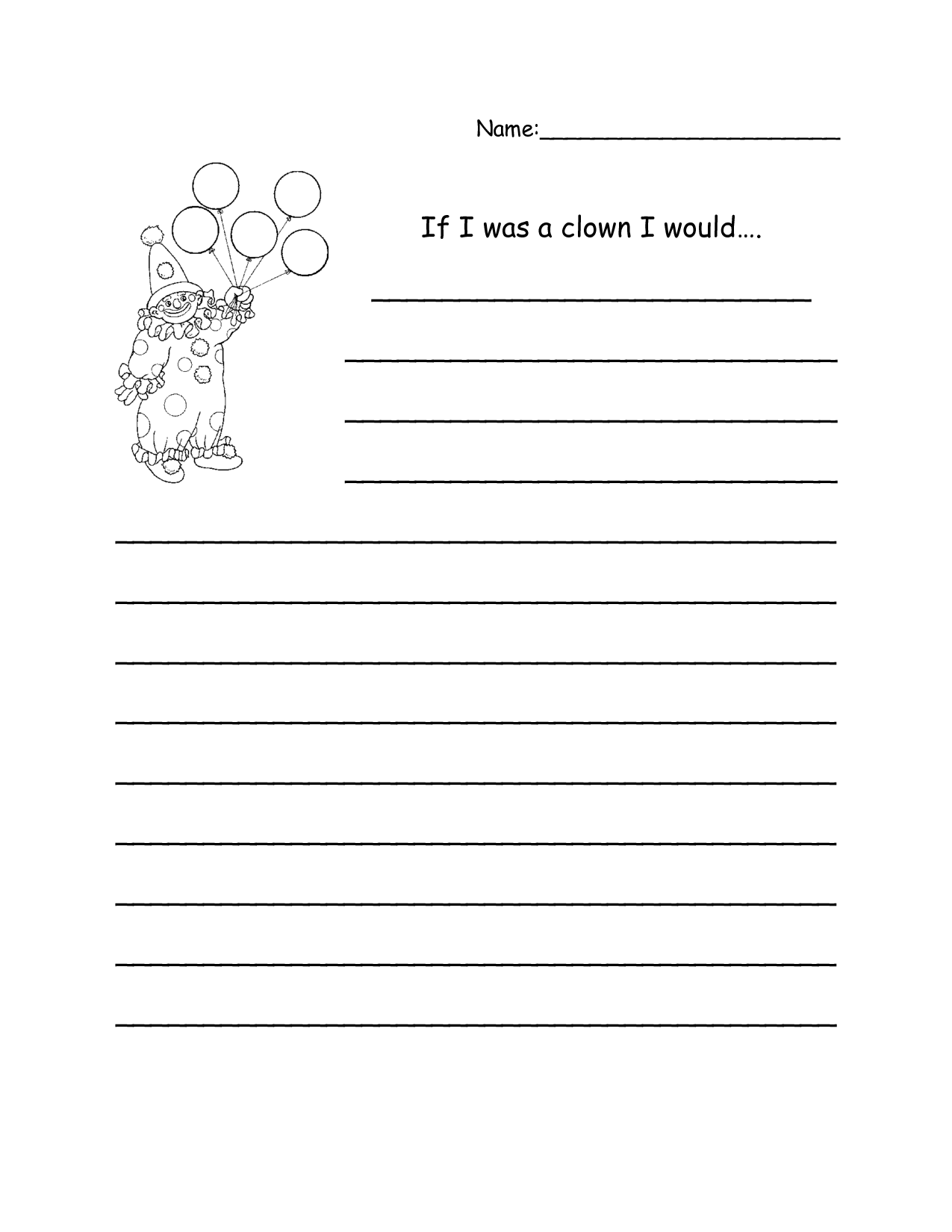 Creative Writing Prompts Third Grade Paper Service