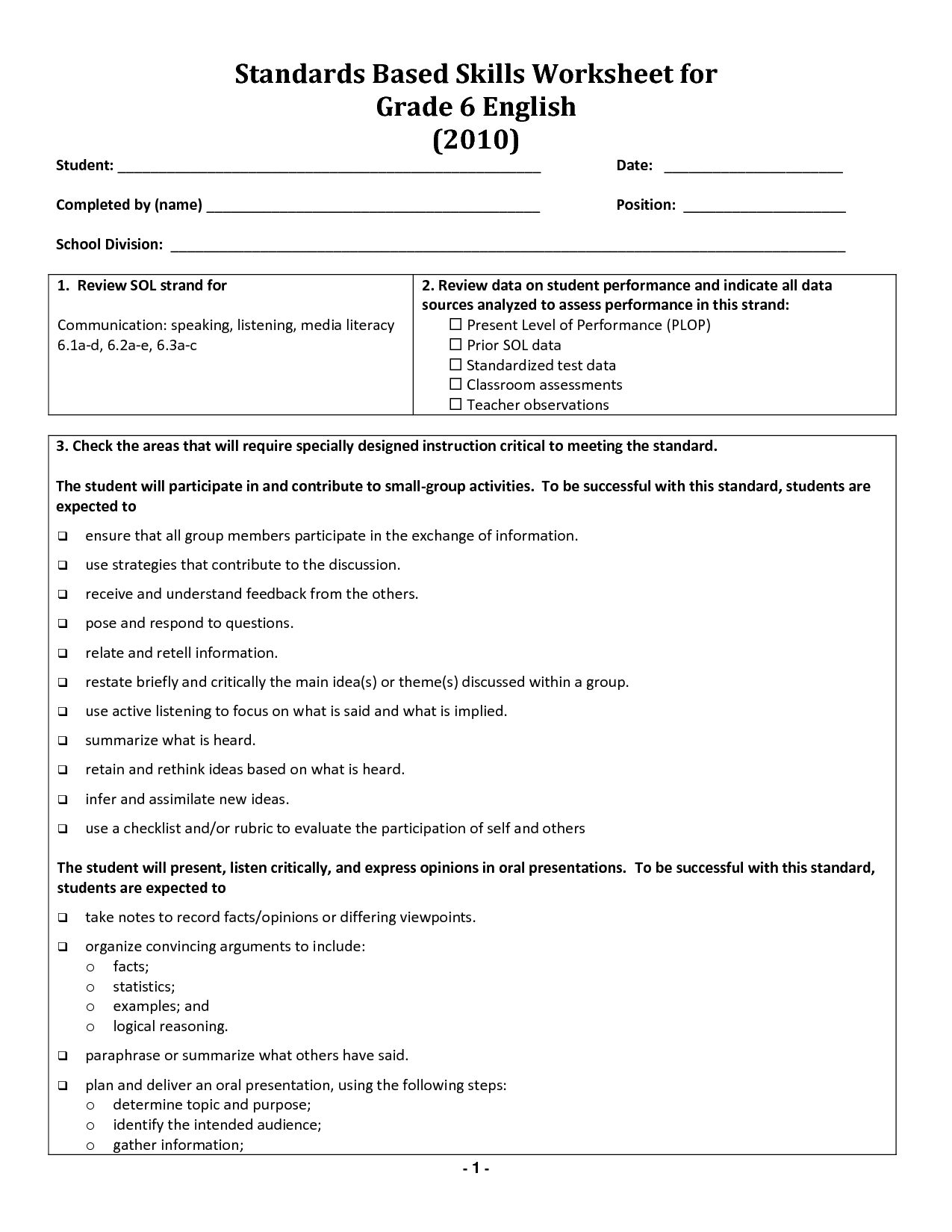 18 Best Images Of Health Grade 5 English Worksheets