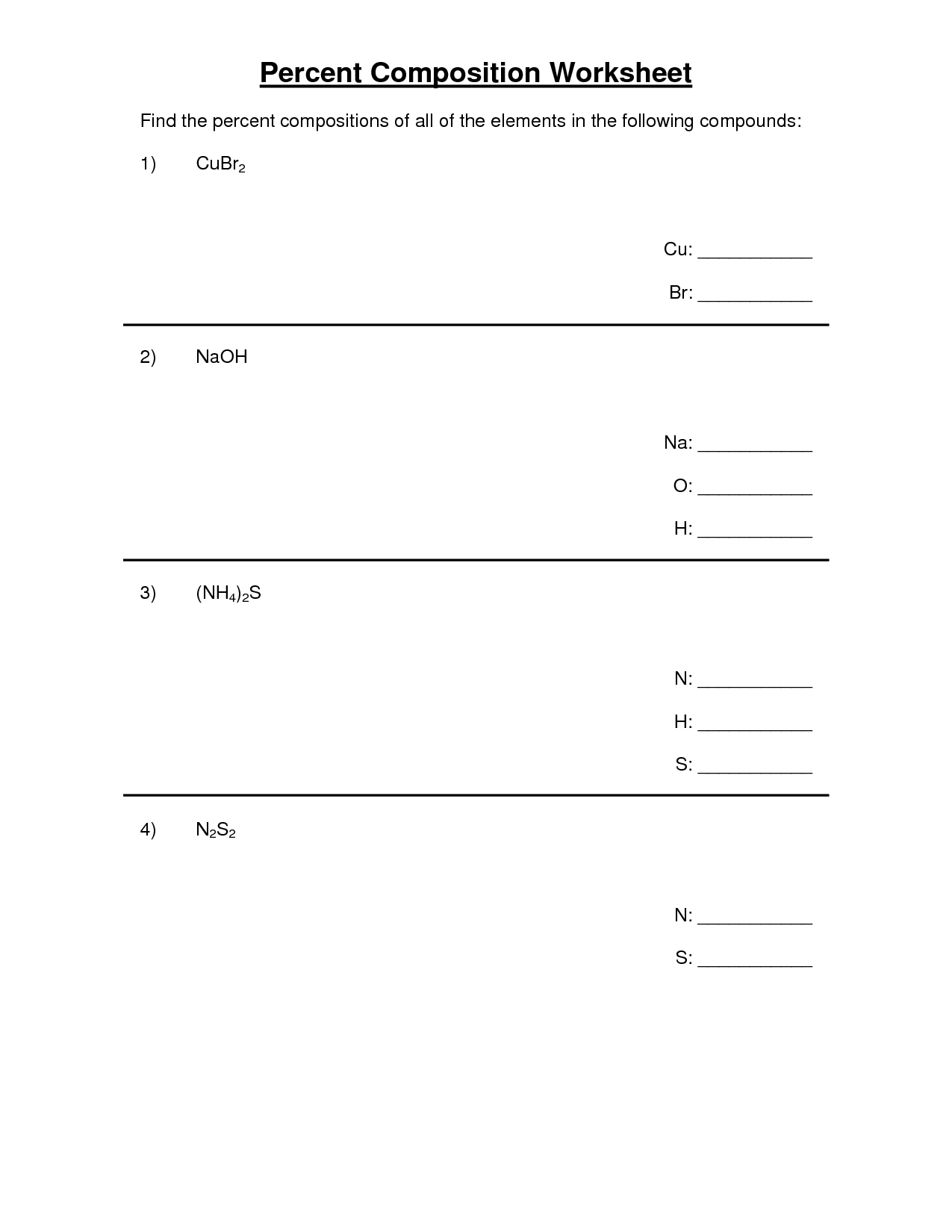 16 Best Images Of Picture Composition Worksheets