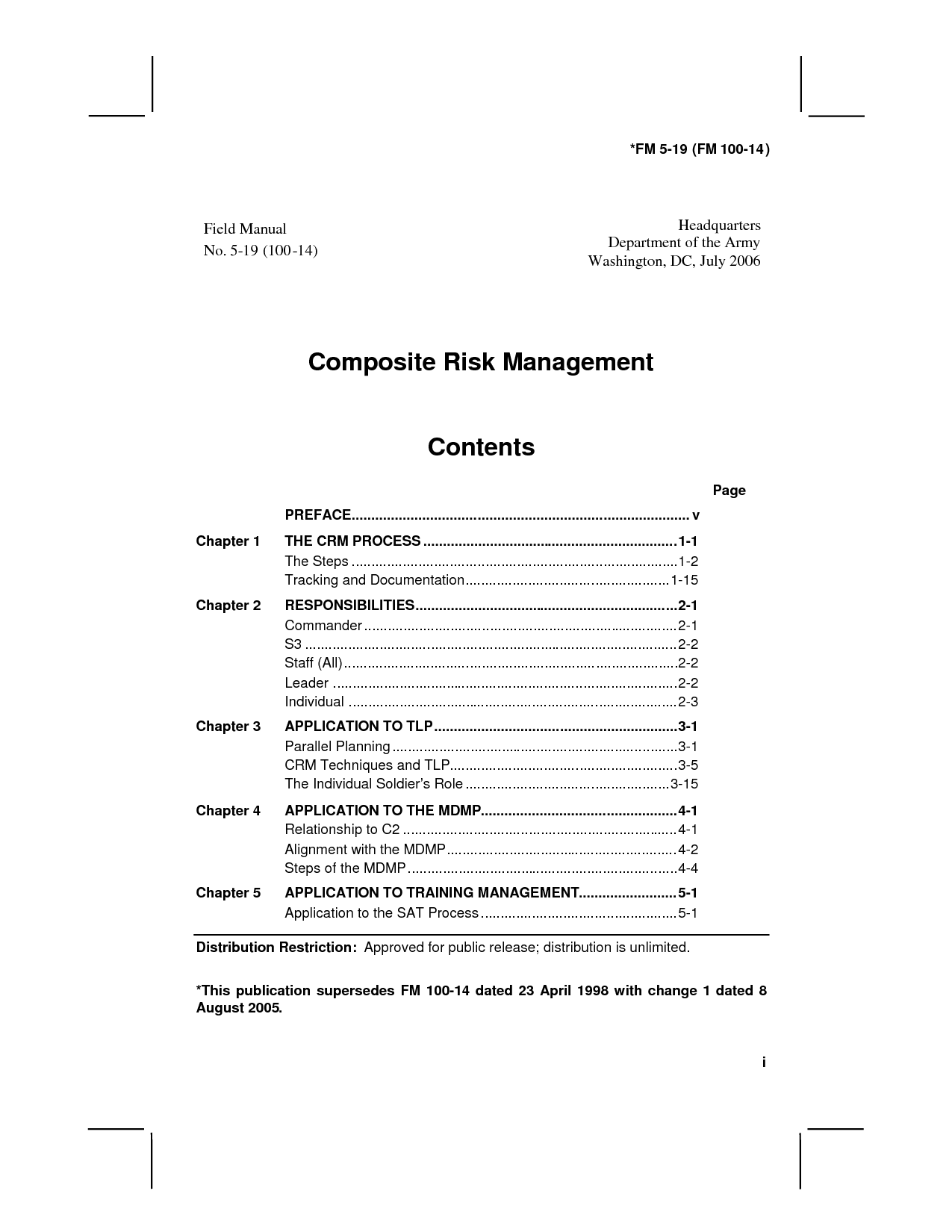 7 Best Images Of Army Risk Assessment Worksheet