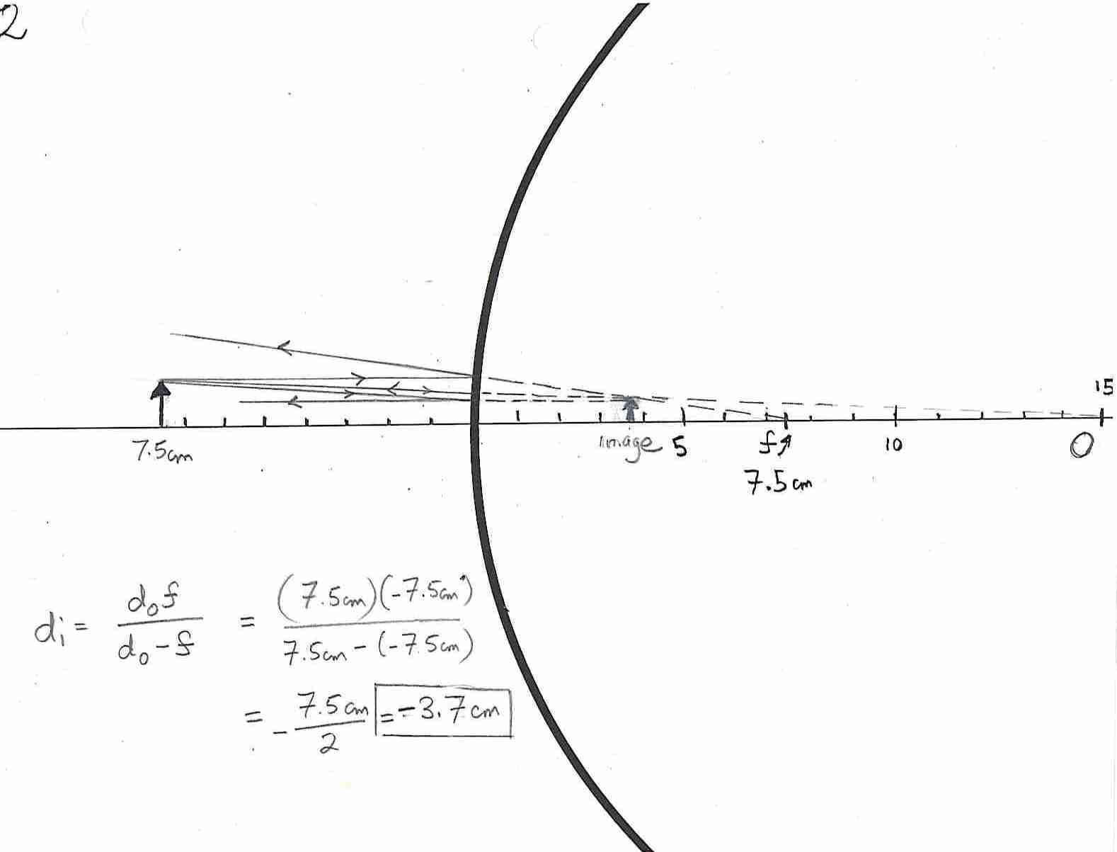 14 Best Images Of Lens Diagram Worksheets
