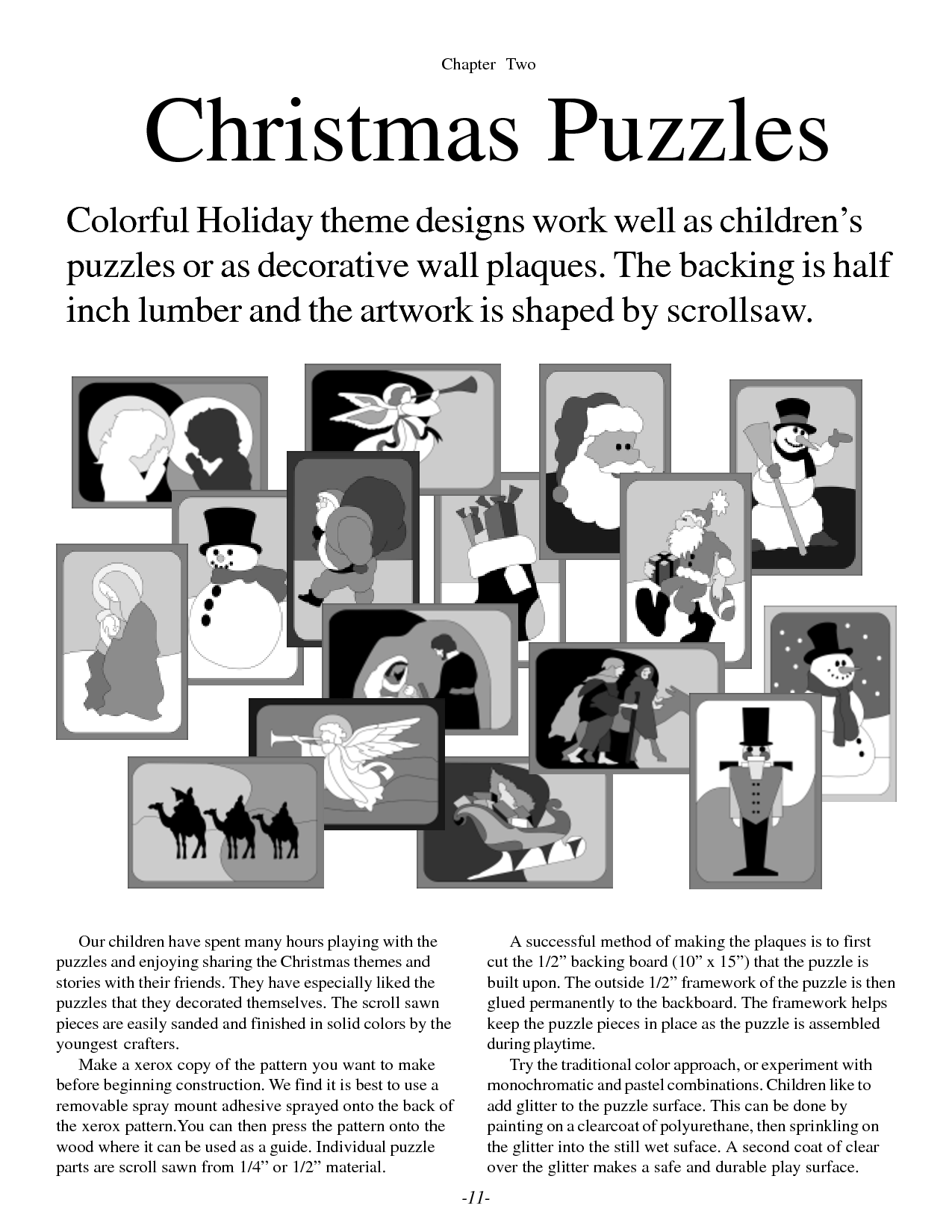 14 Best Images Of Cryptic Christmas Worksheet