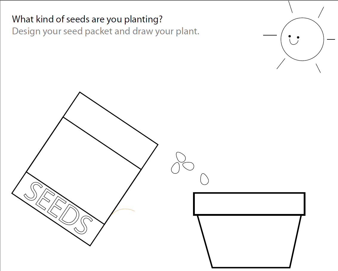 19 Best Images Of Plant Worksheets For Kindergarten