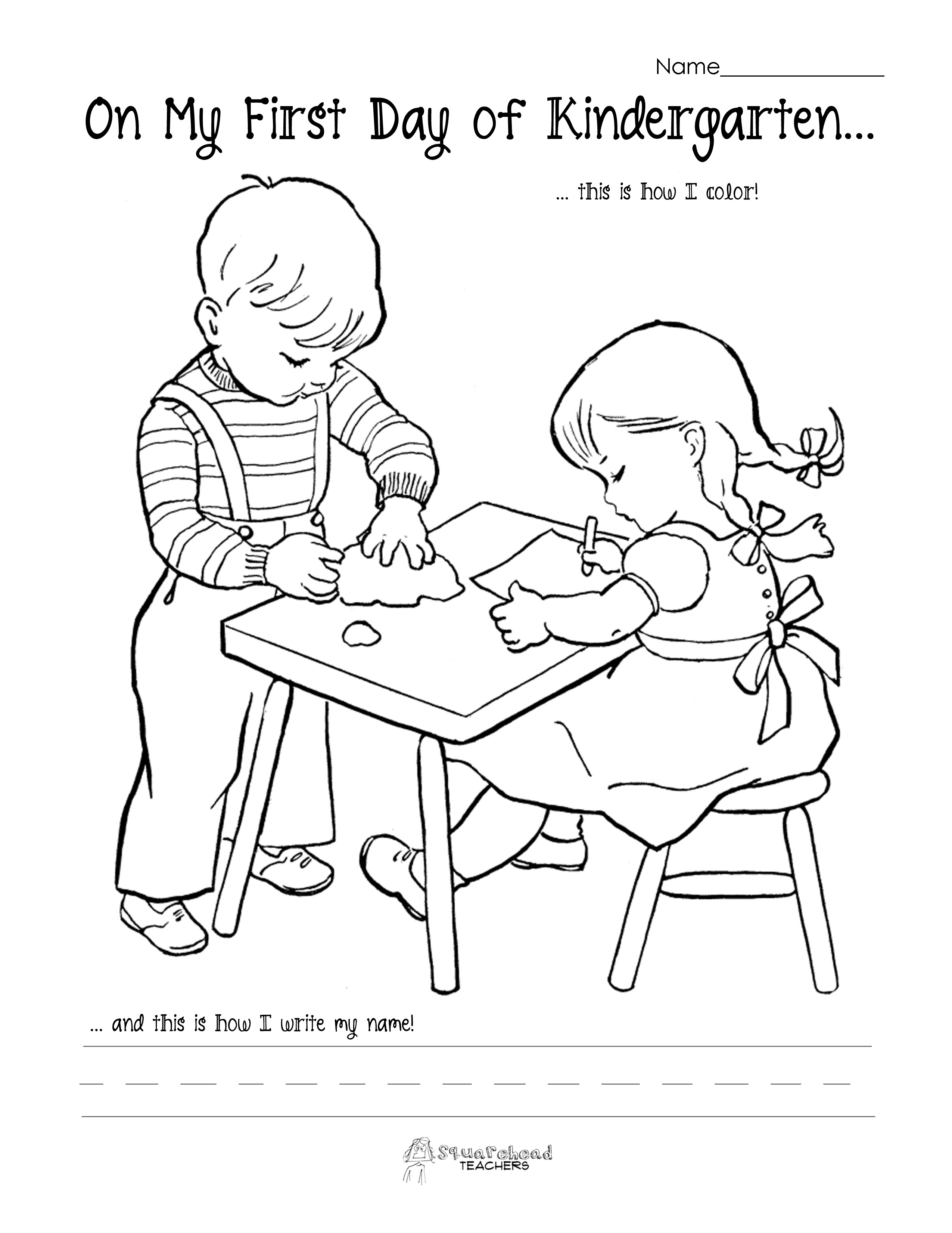 Behavior Coloring Worksheets Coloring Pages