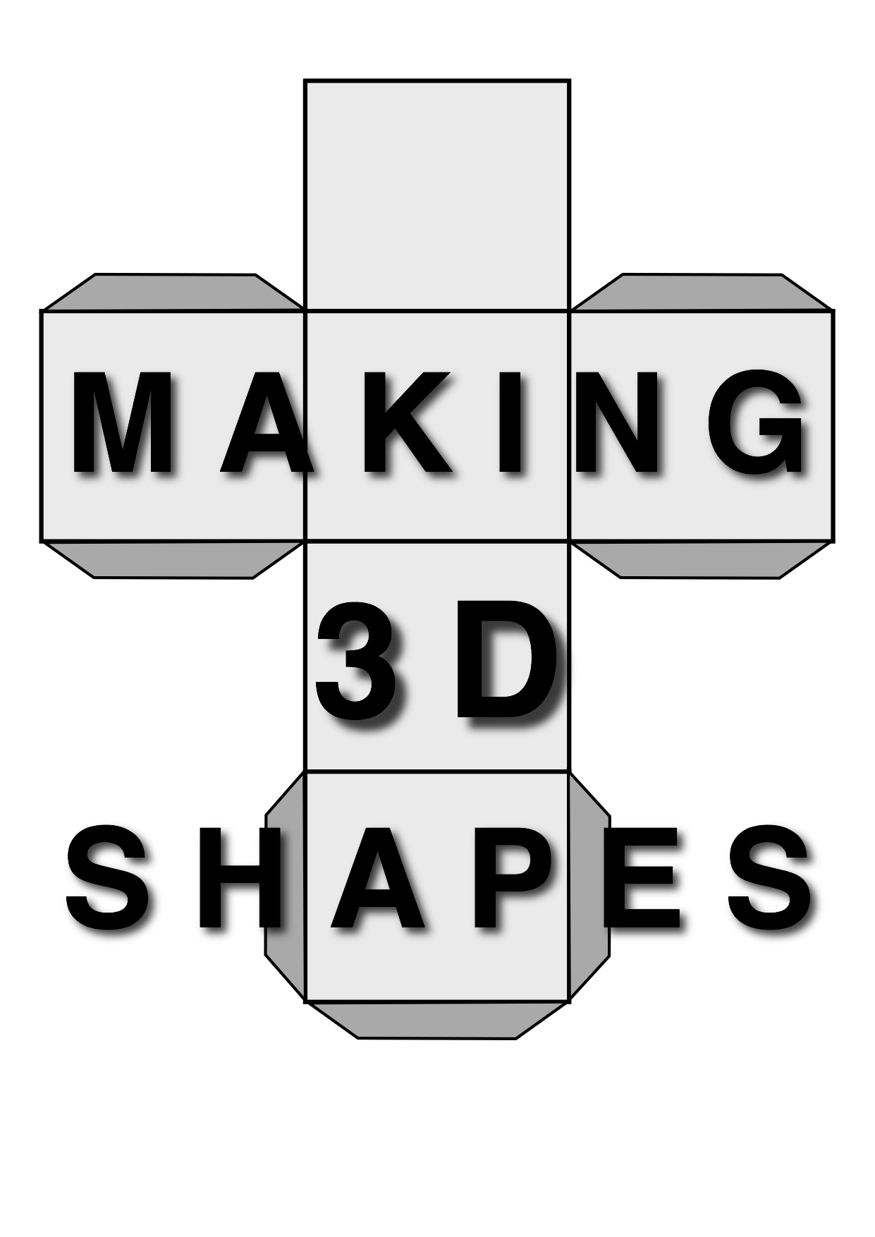 2d And 3d Shapes Worksheet Grad 3