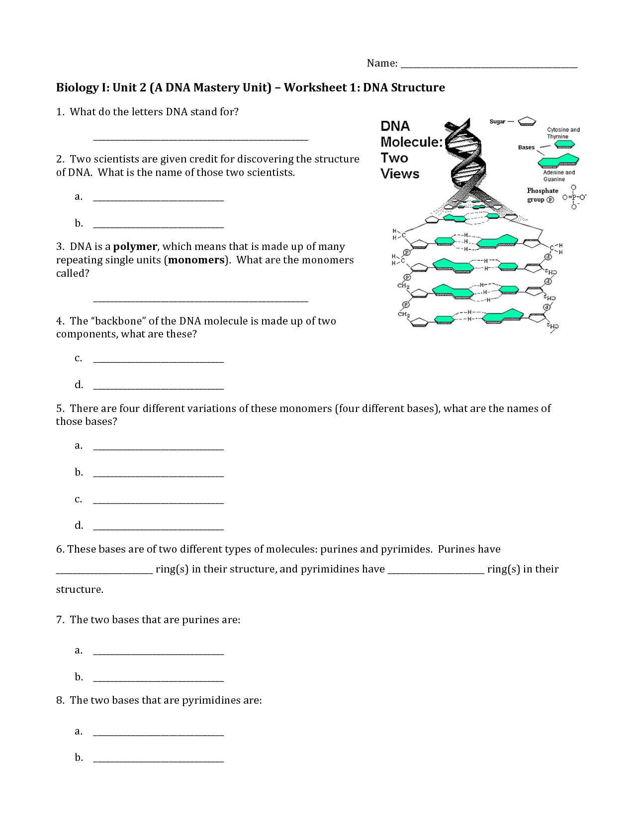 Worksheet 14 Lewis Structures