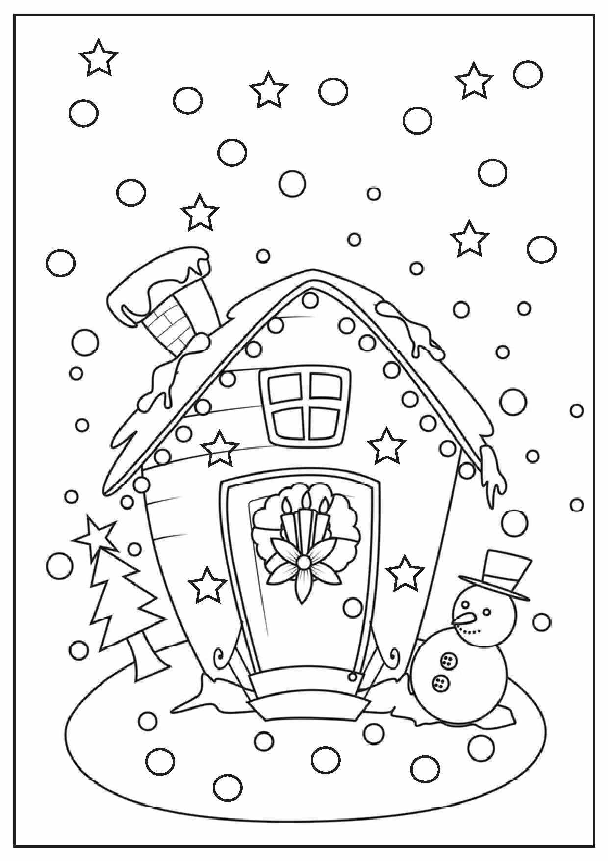 17 Best Images Of Winter Addition Coloring Worksheets
