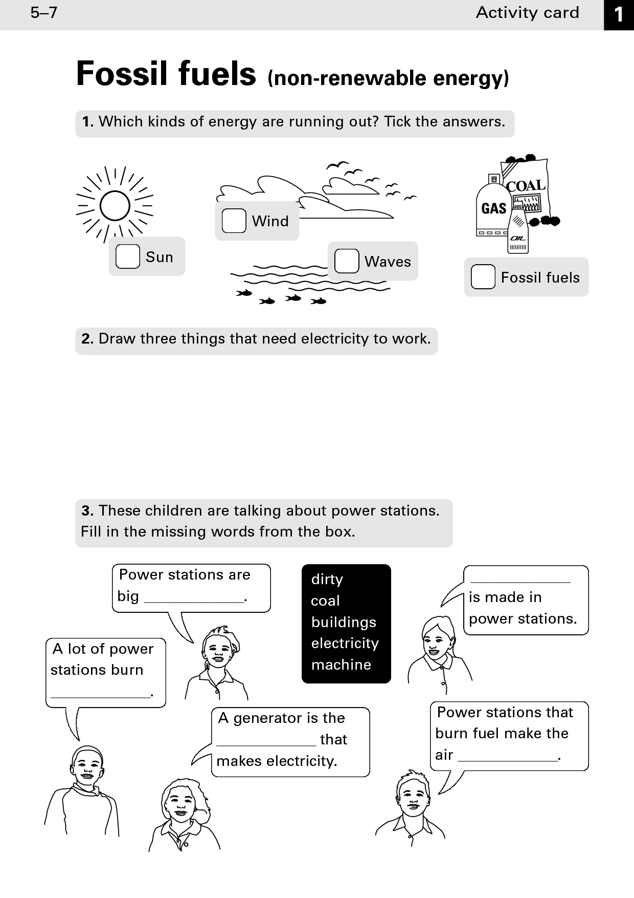 16 Best Images Of Wind Power Worksheet